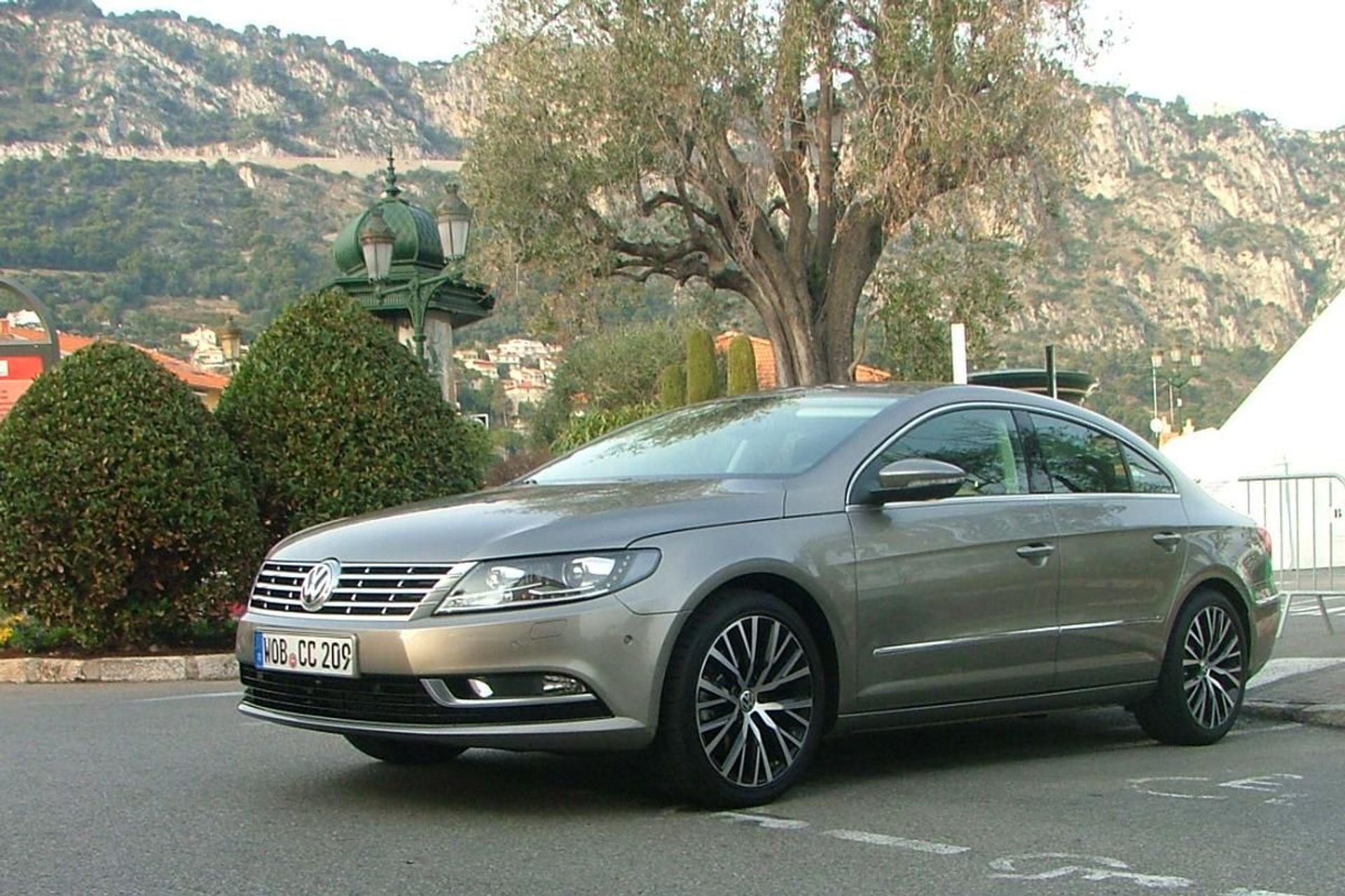 Volkswagen CC  image