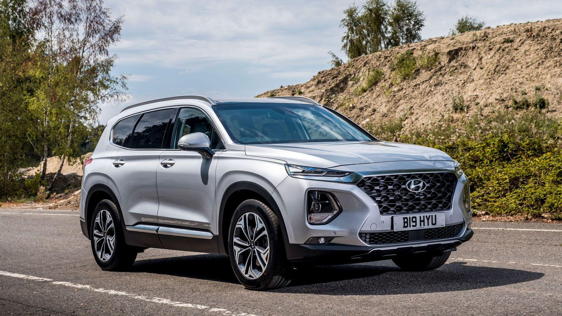 Hyundai Santa Fe CRTD image