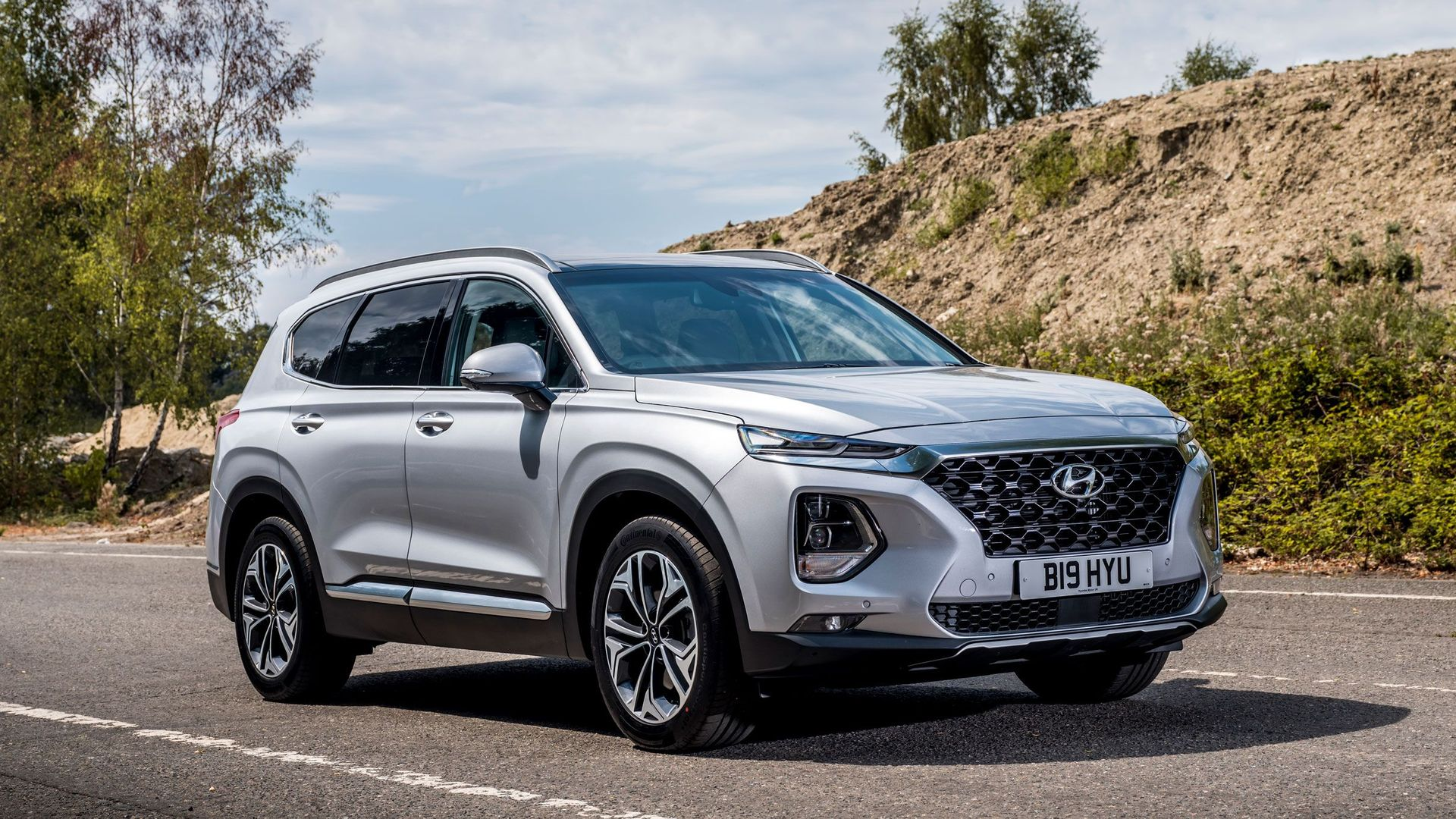 Hyundai Santa Fe CRDi image