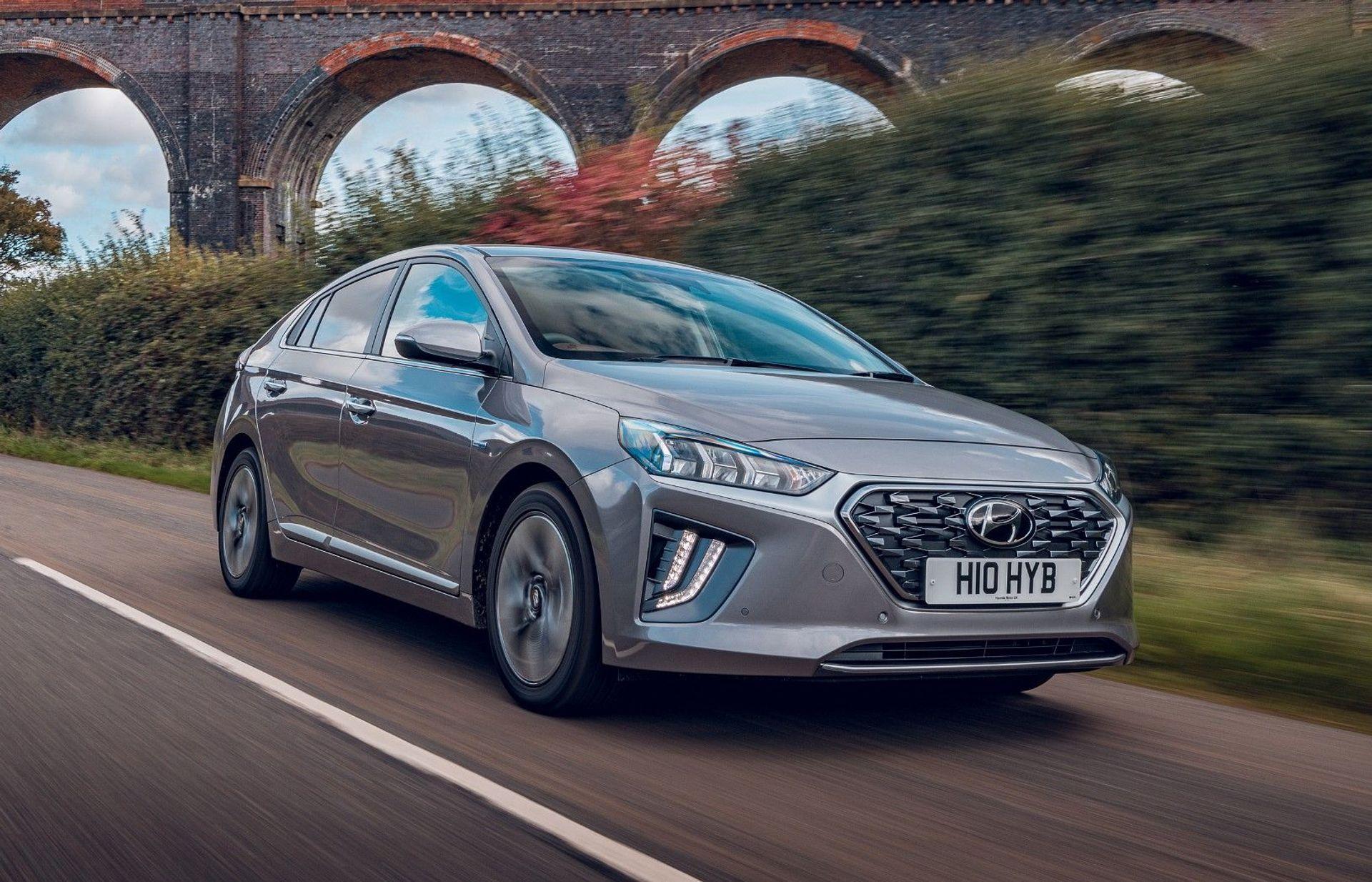 Hyundai Ioniq  image