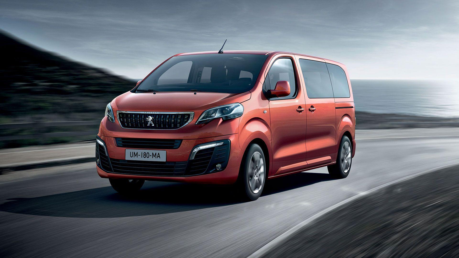 Peugeot Traveller  image