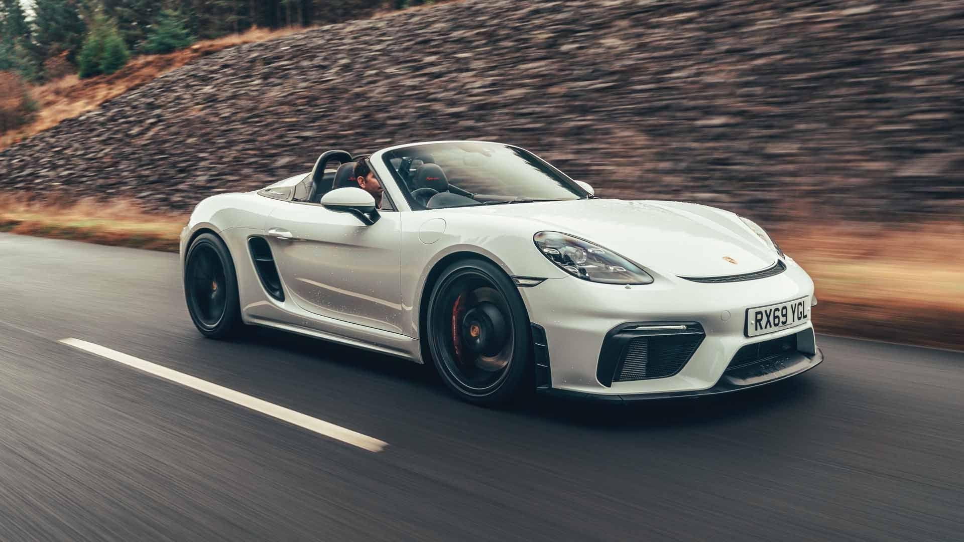 Porsche 718 Spyder  image