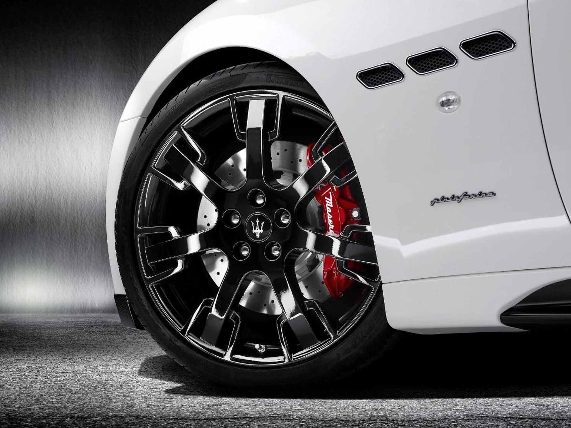 Maserati Granturismo  image