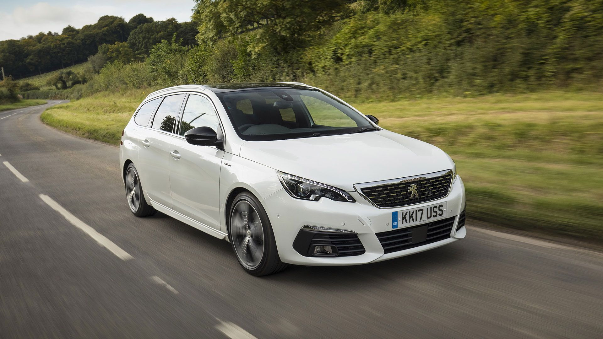 Peugeot 308 SW HDi image
