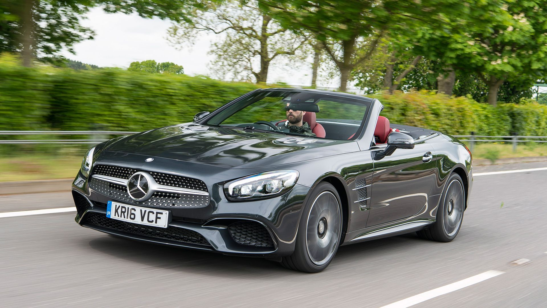 Mercedes-Benz SL Class BlueEFFICIENCY image