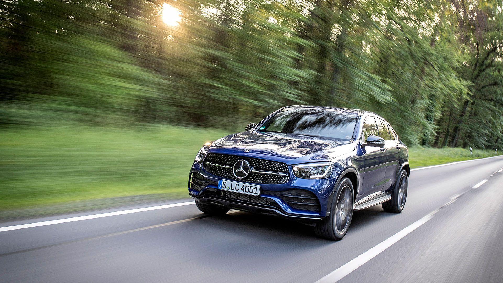 Mercedes-Benz GLC Class  image