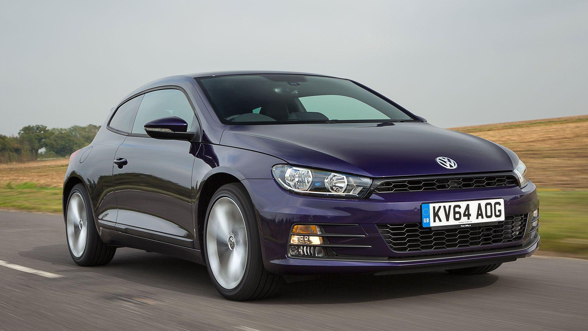Volkswagen Scirocco BlueMotion Tech image