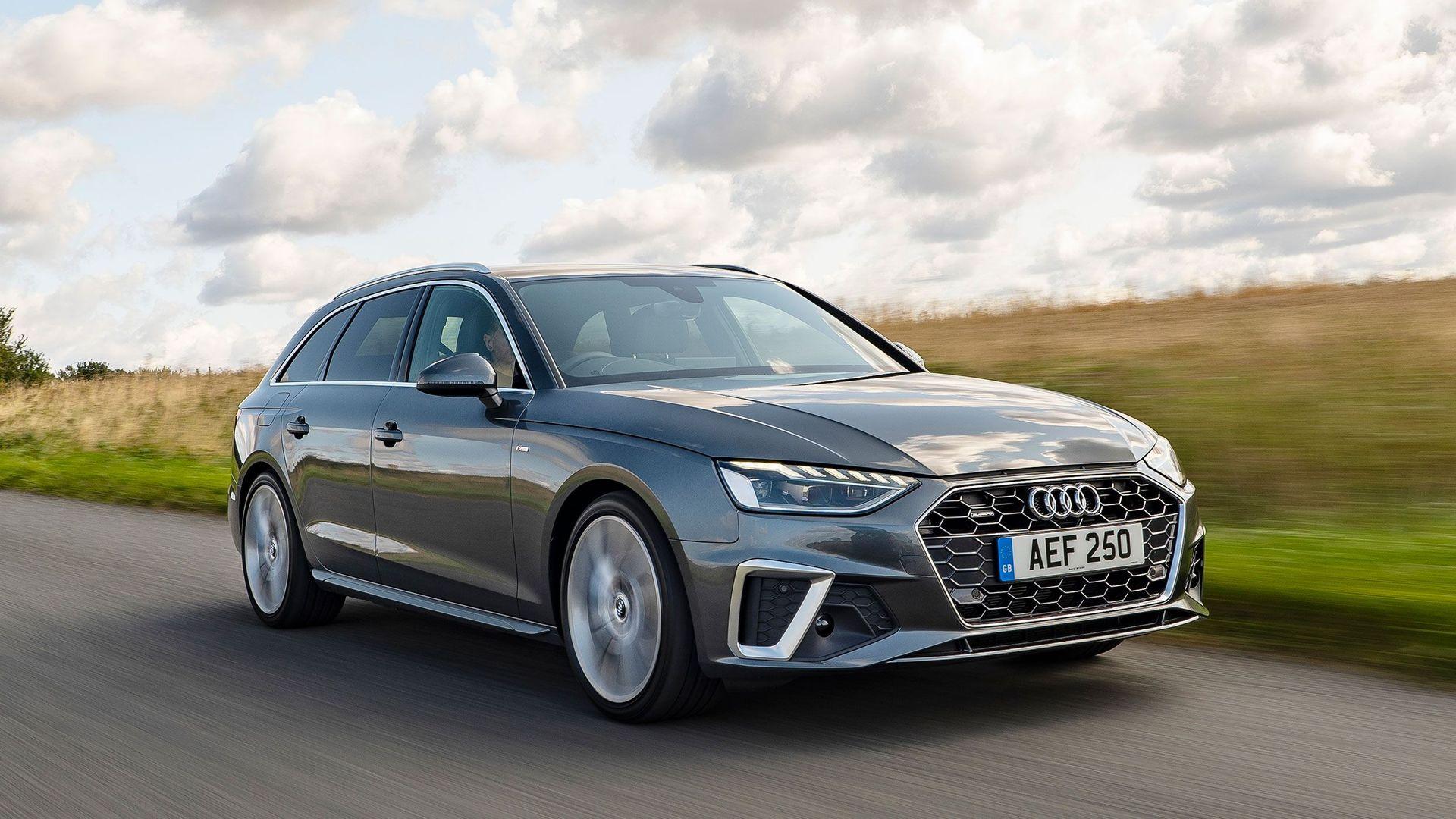 Audi A4 Avant  image