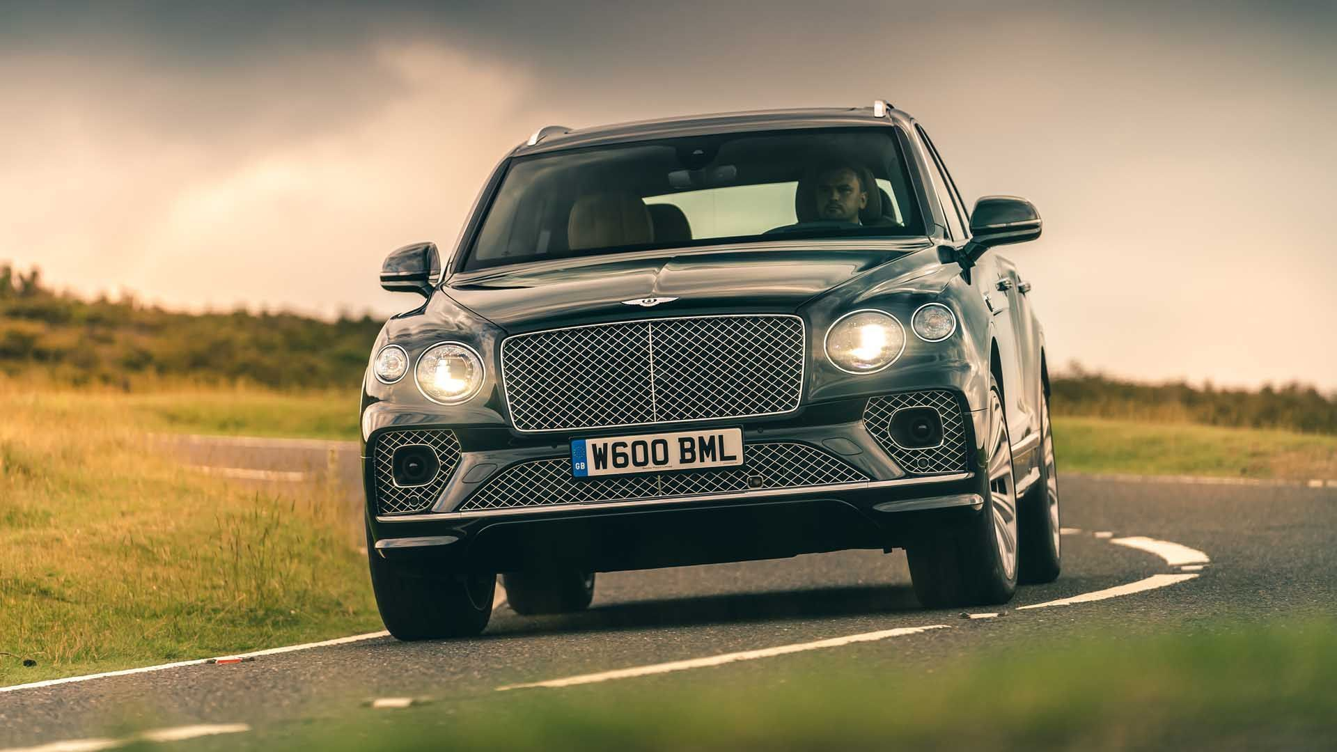 Bentley Bentayga W12 image