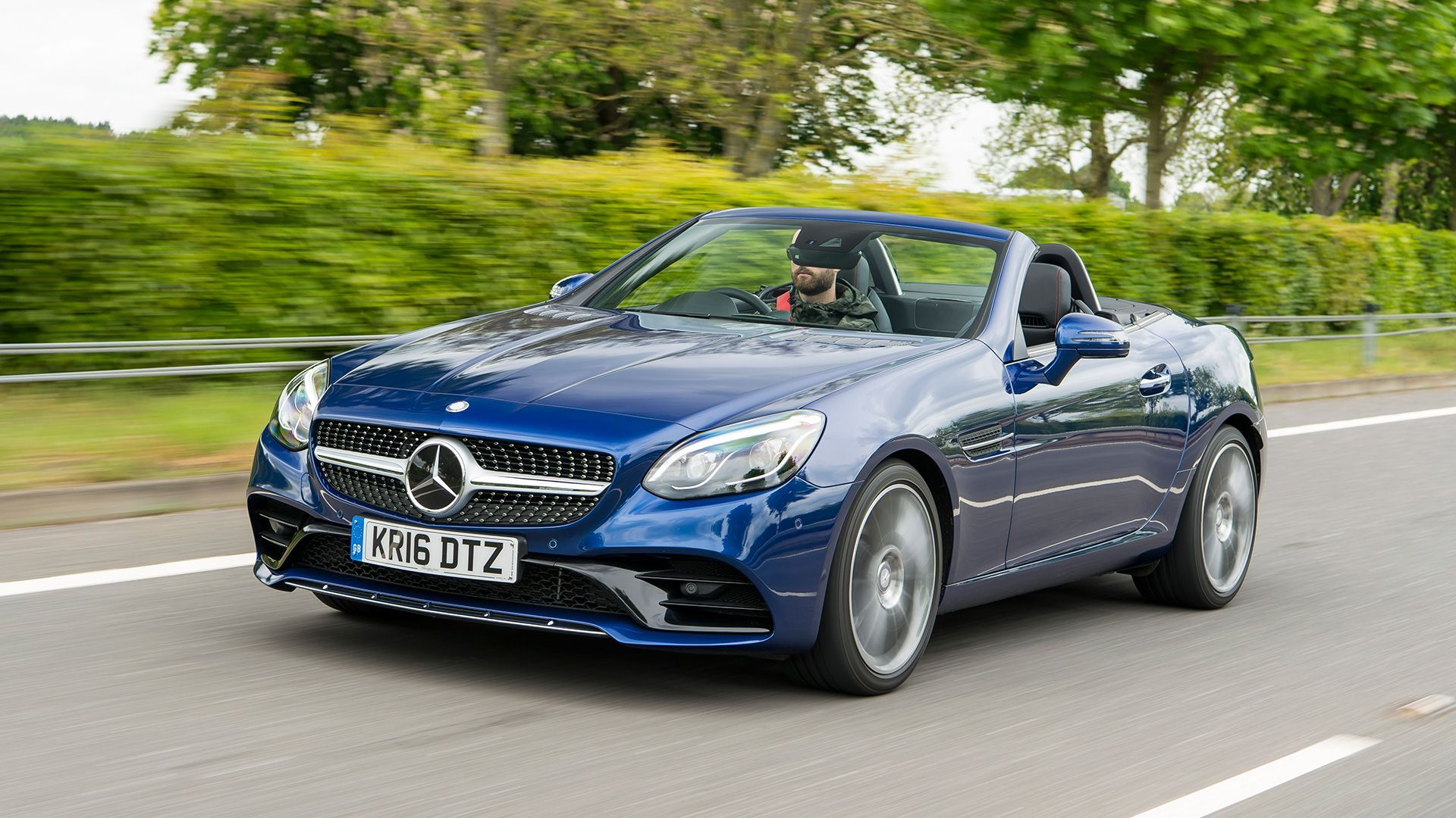 Mercedes-Benz SLC Final Edition image