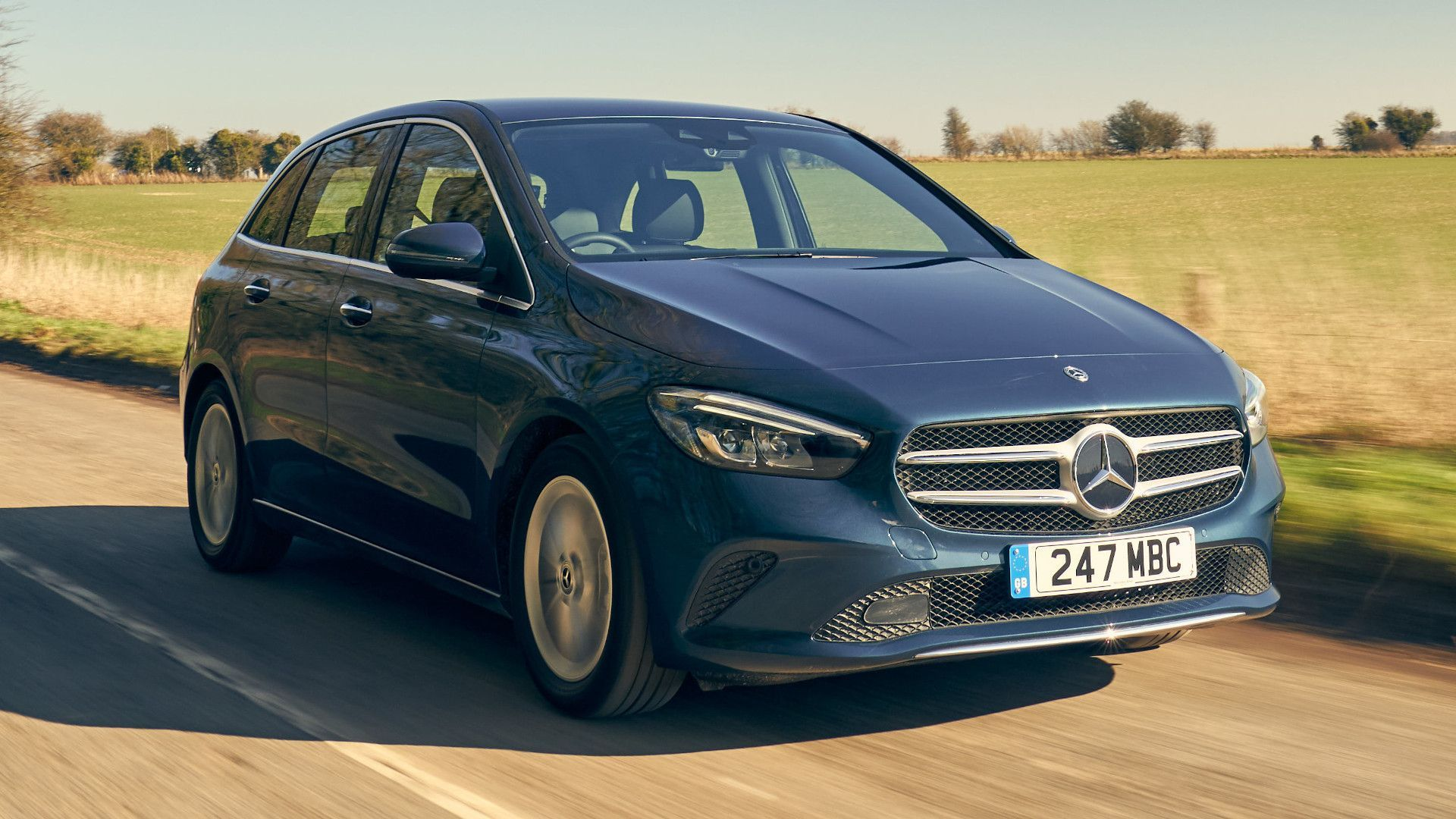 Mercedes-Benz B Class Exclusive Edition image