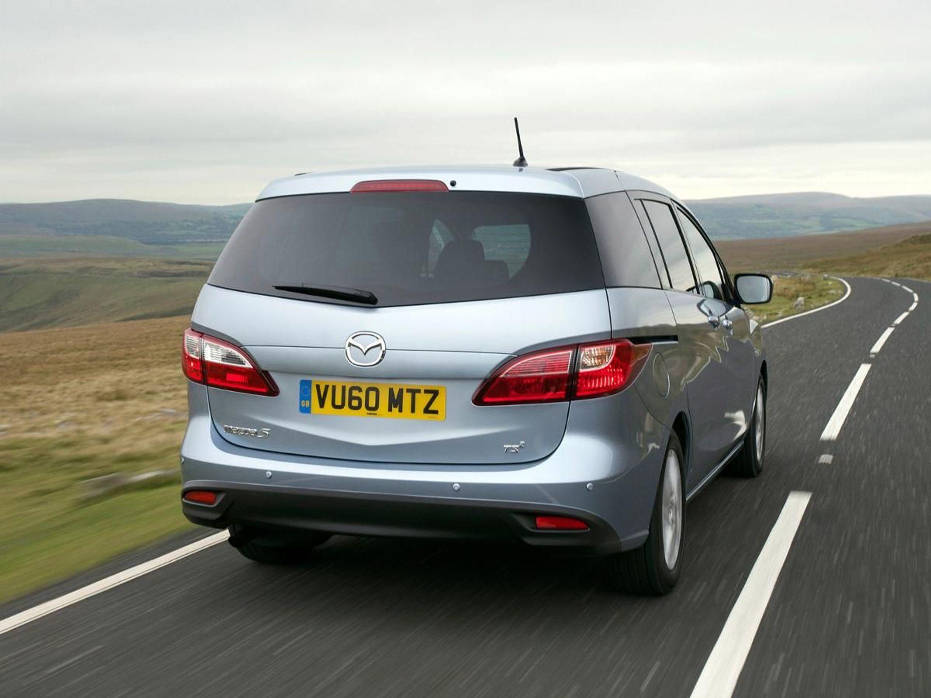 Mazda Mazda5  image
