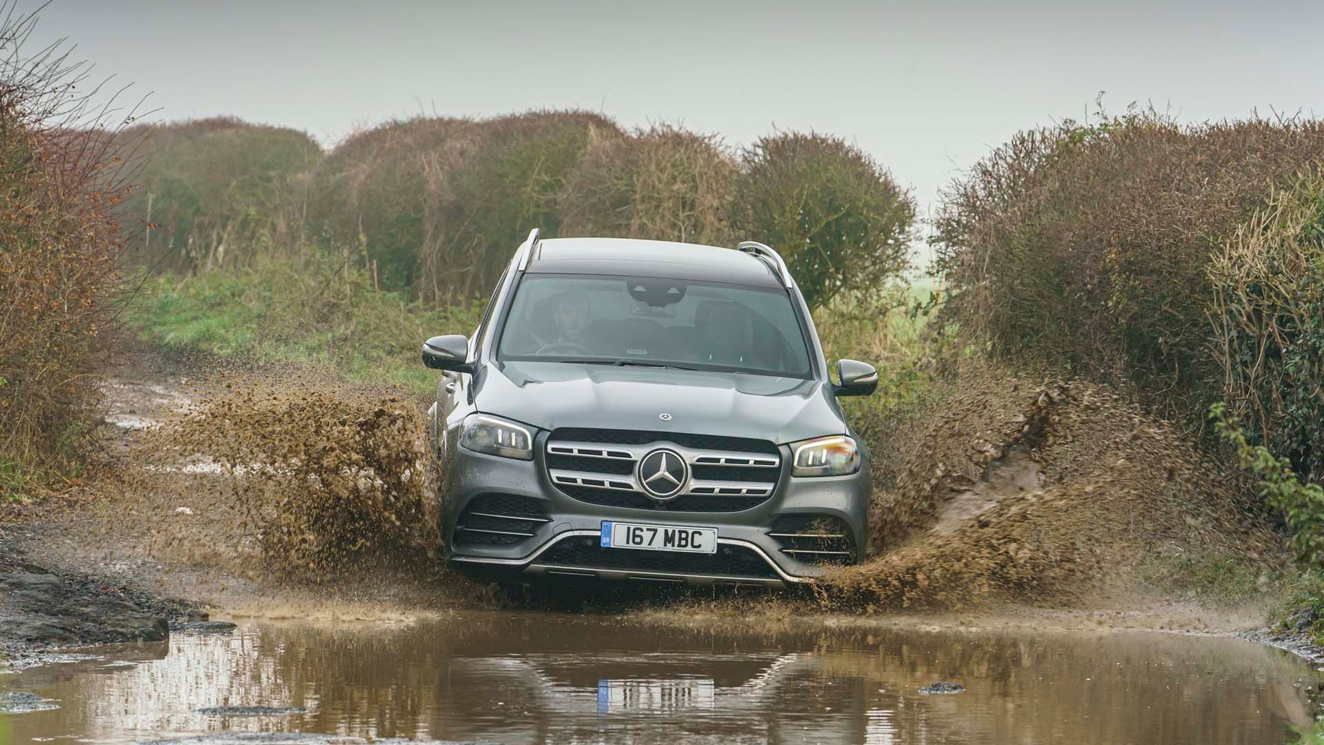 Mercedes-Benz GLS Class  image