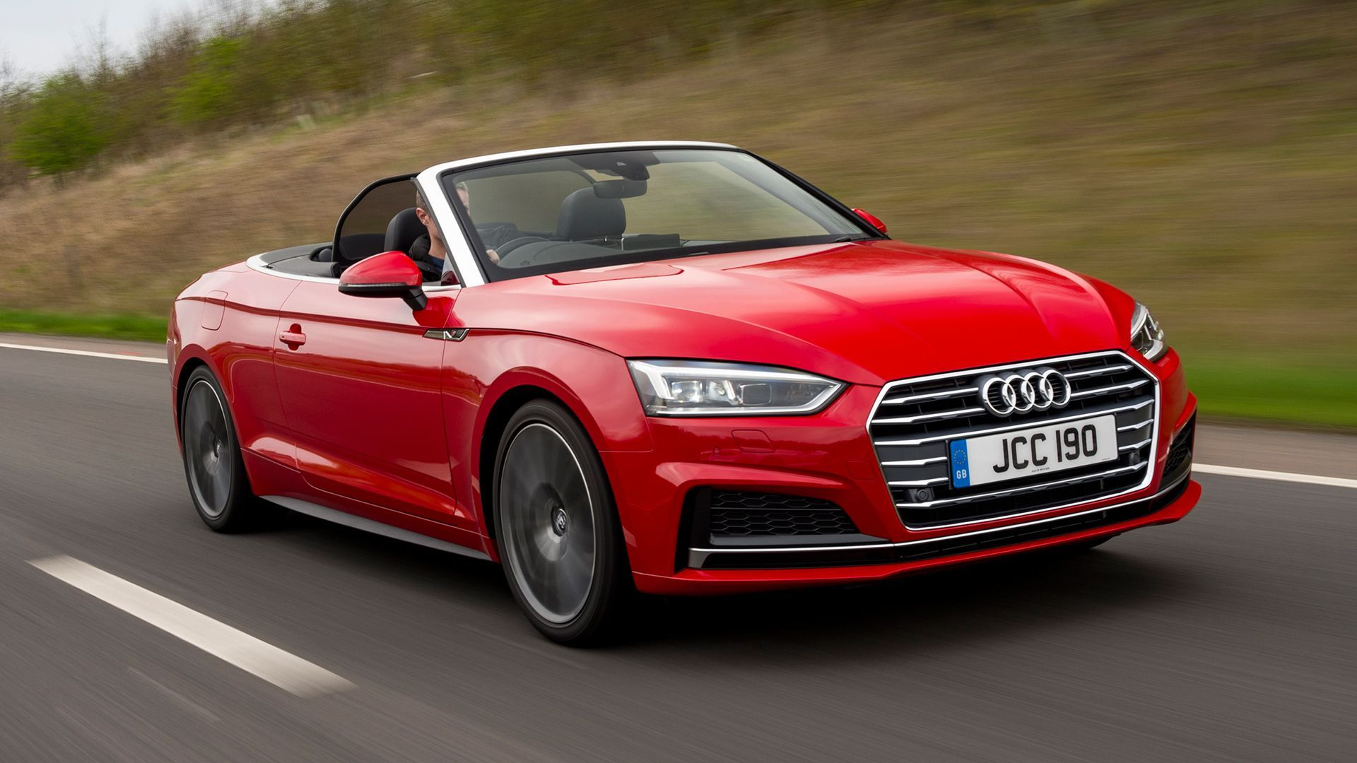 Audi A5 Cabriolet Edition 1 image
