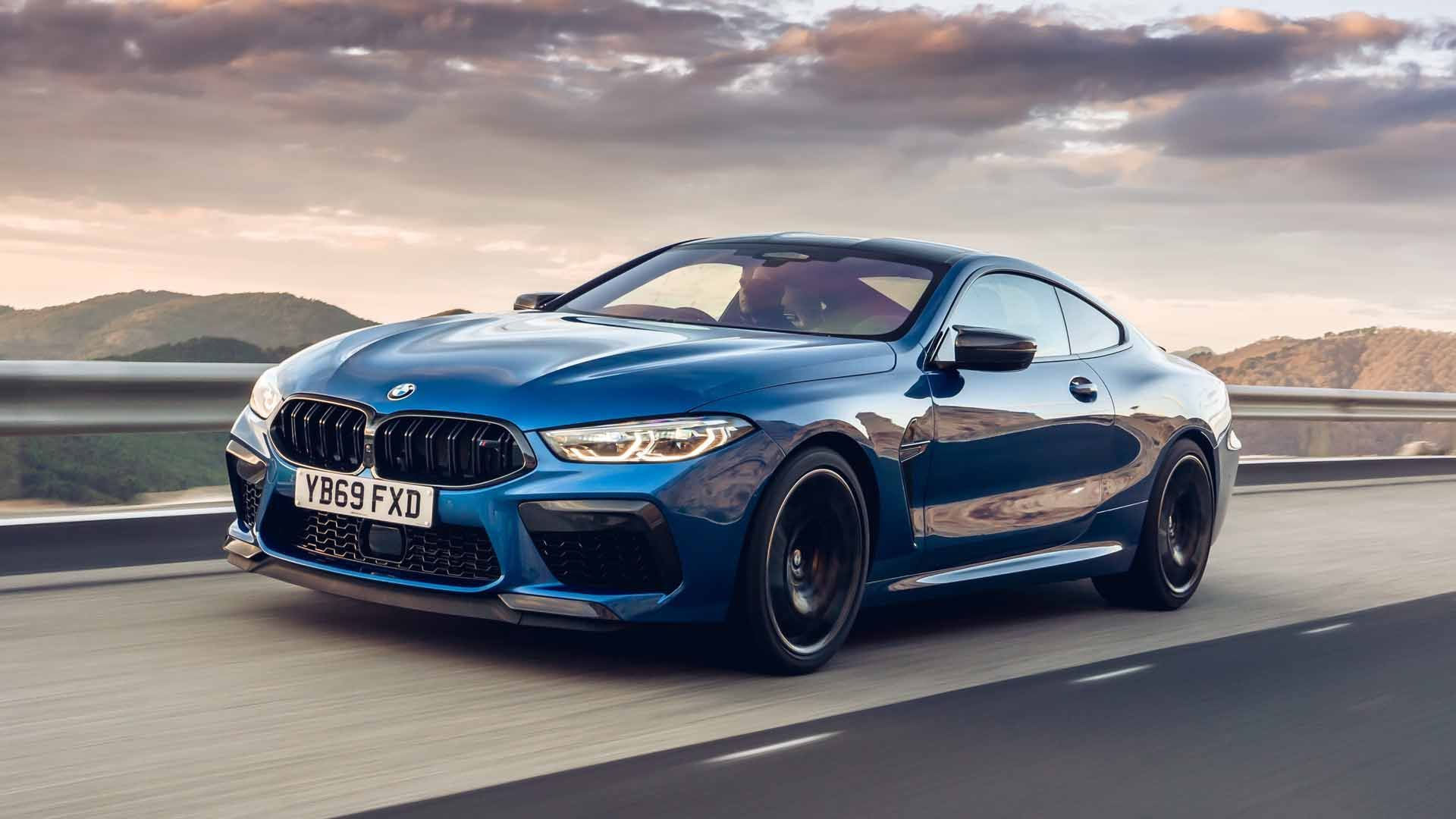 BMW M8 Competition image