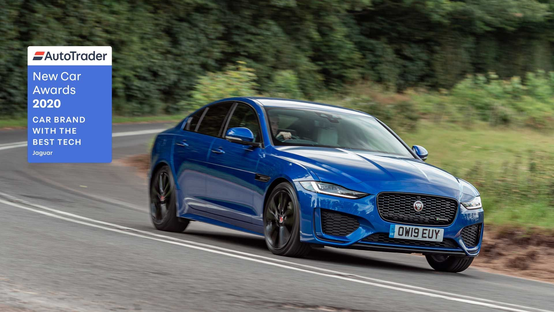 Jaguar XE Reims Edition image