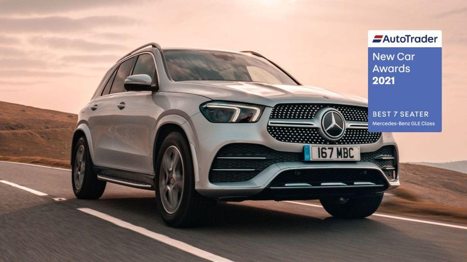 Mercedes-Benz GLE Class  image