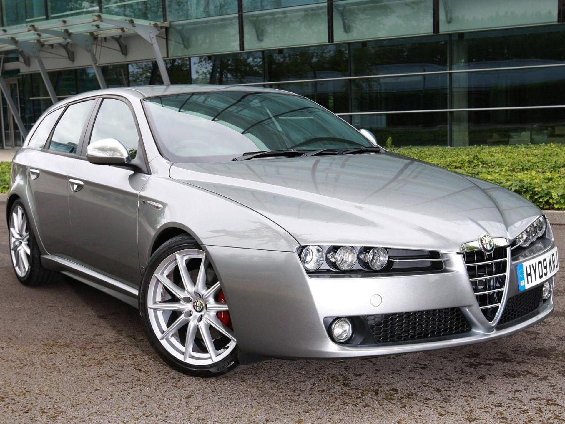 Alfa Romeo 159 Sportwagon  image