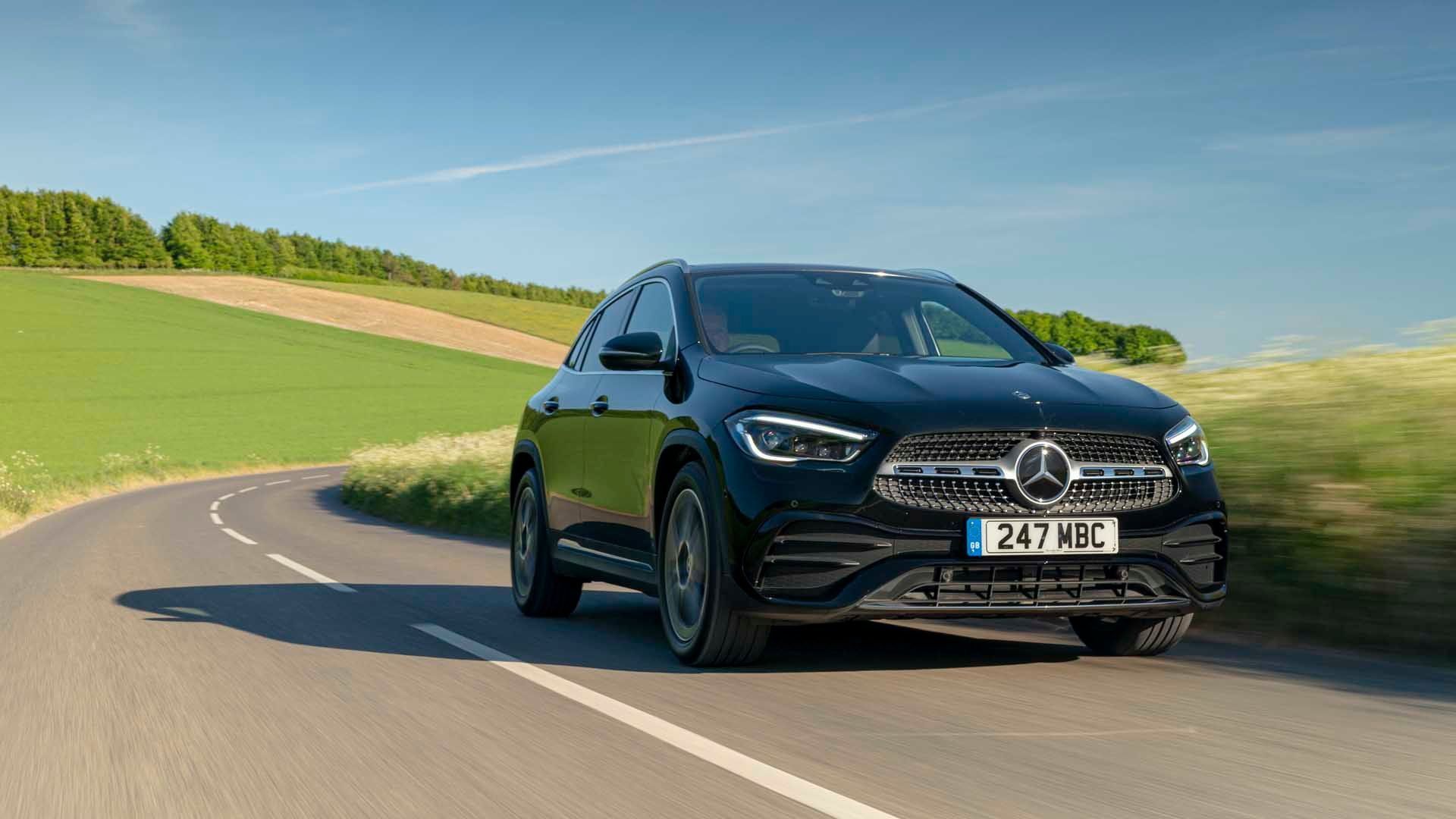 Mercedes-Benz GLA Class Exclusive Edition image