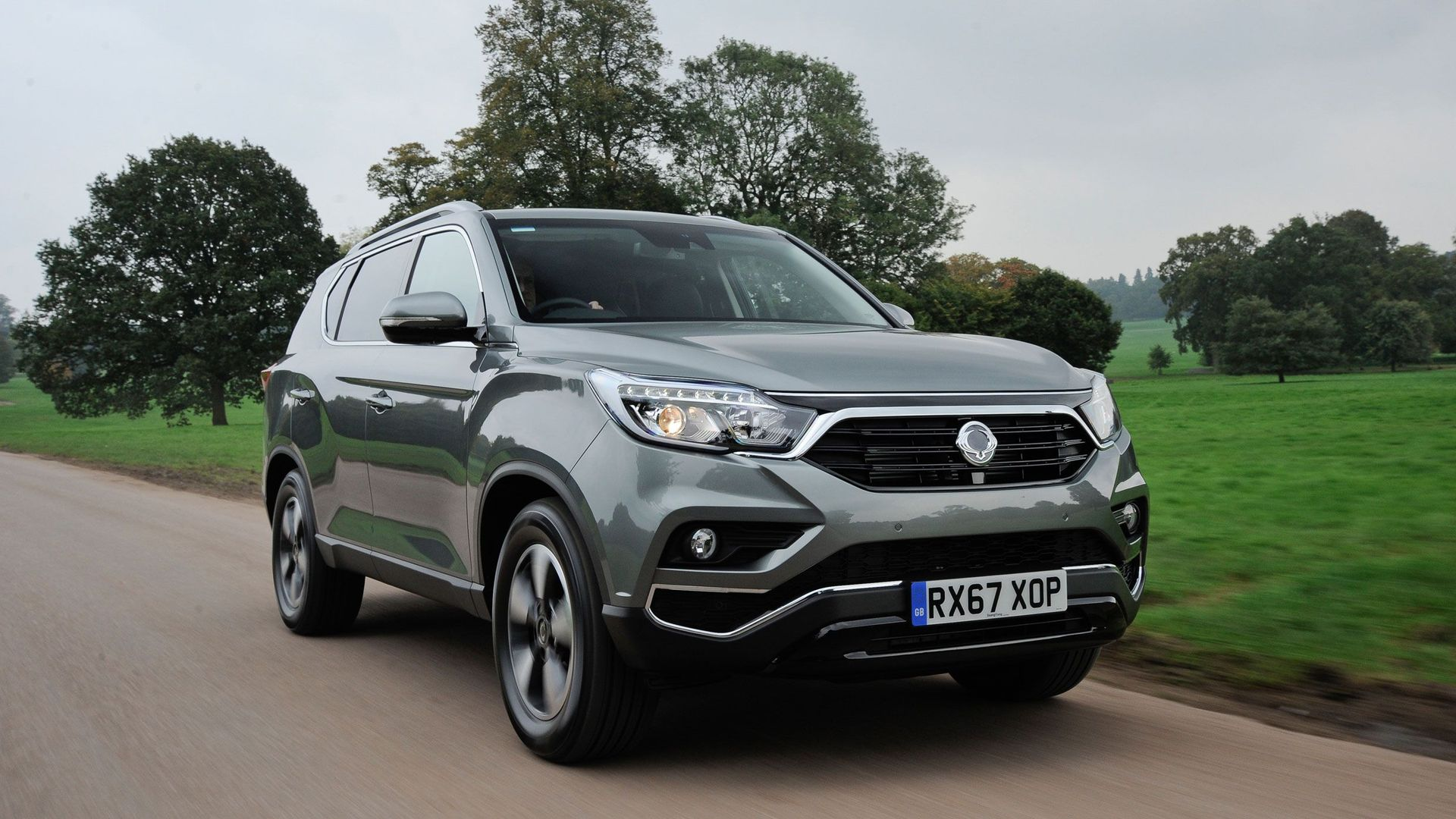 SsangYong Rexton  image