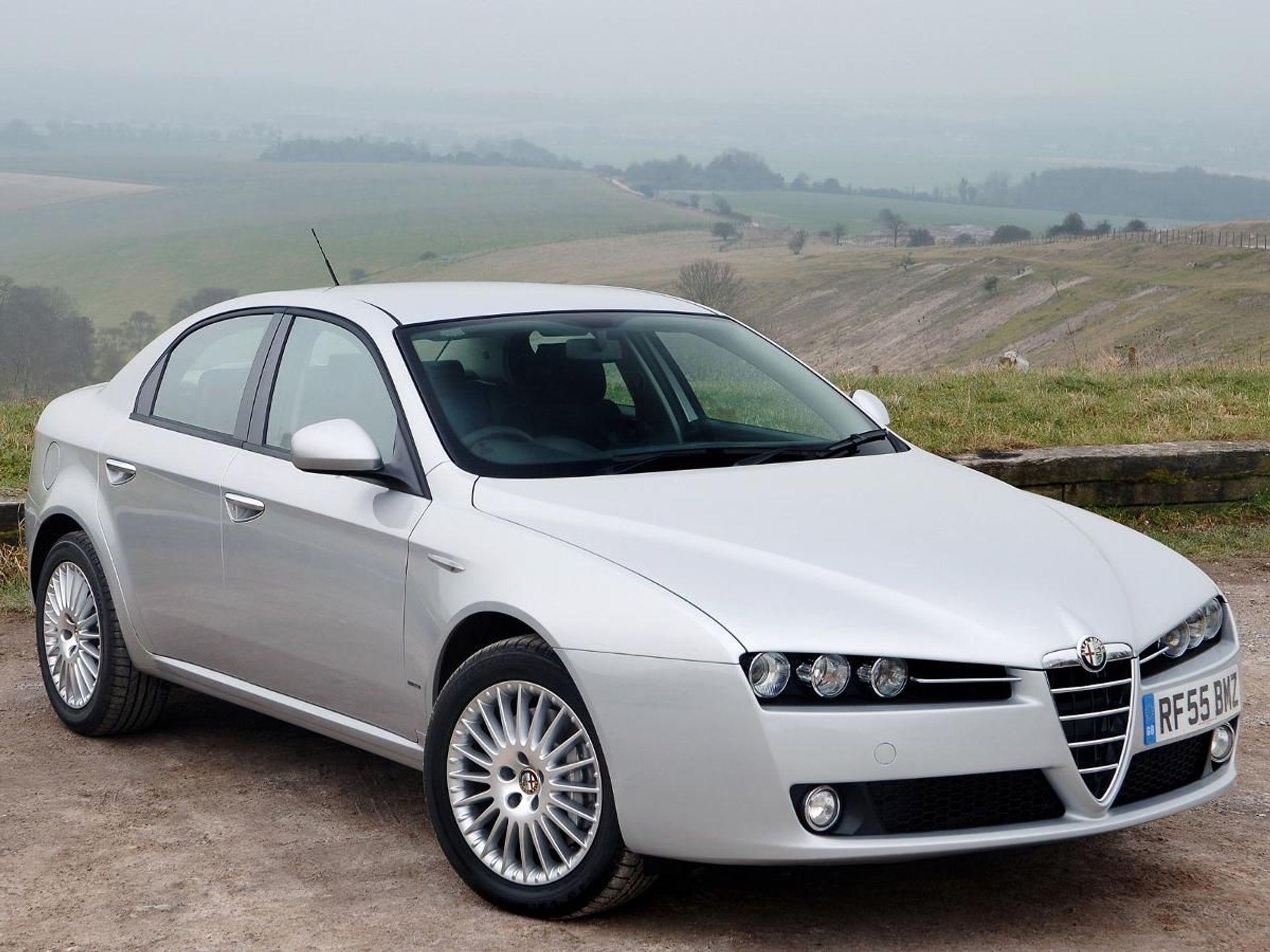 Alfa Romeo 159 JTS image