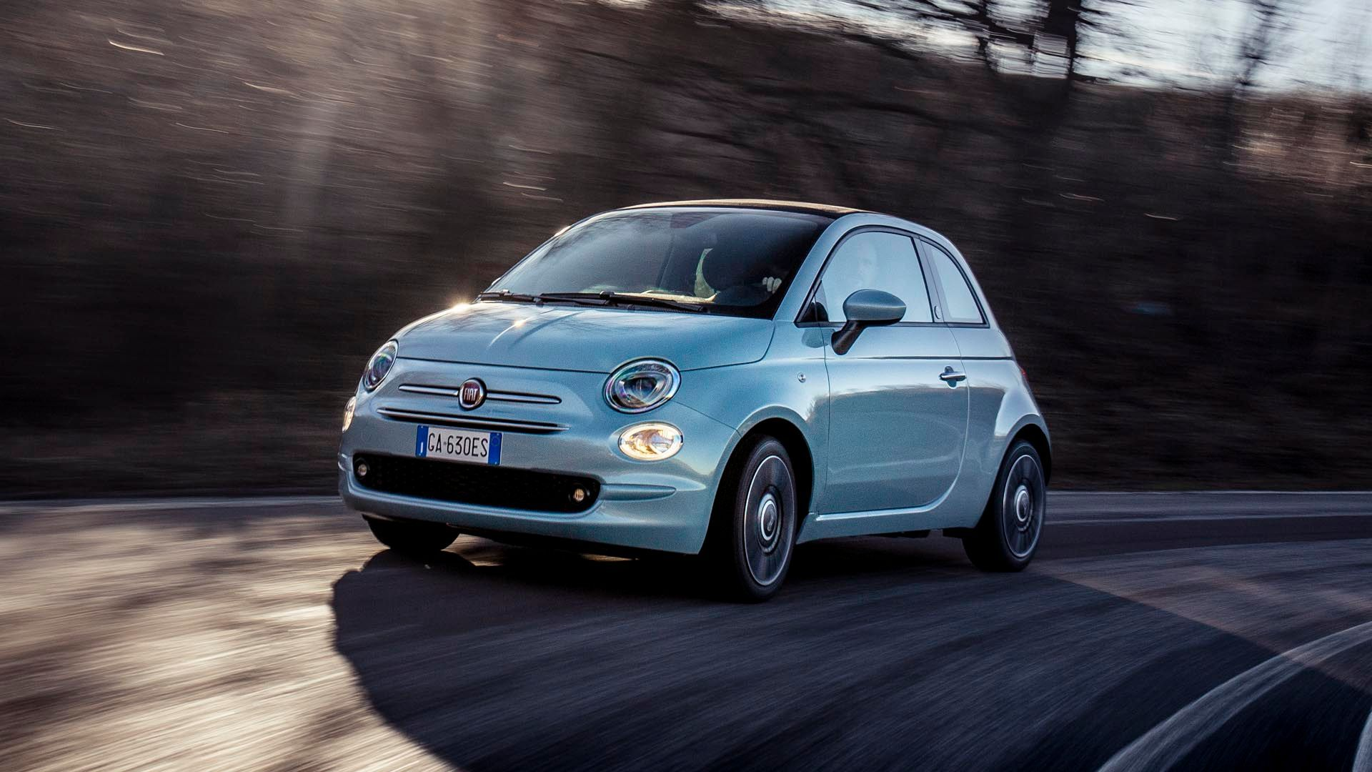 Fiat 500C by Gucci image