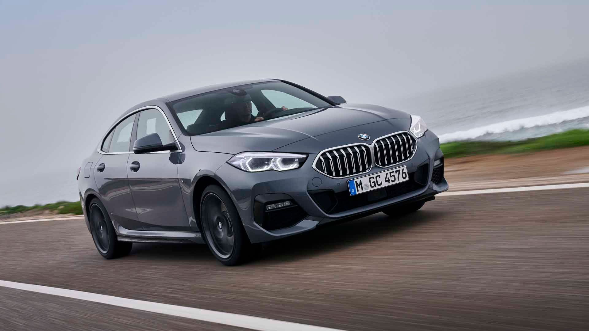 BMW 2 Series Gran Coupe 218i image