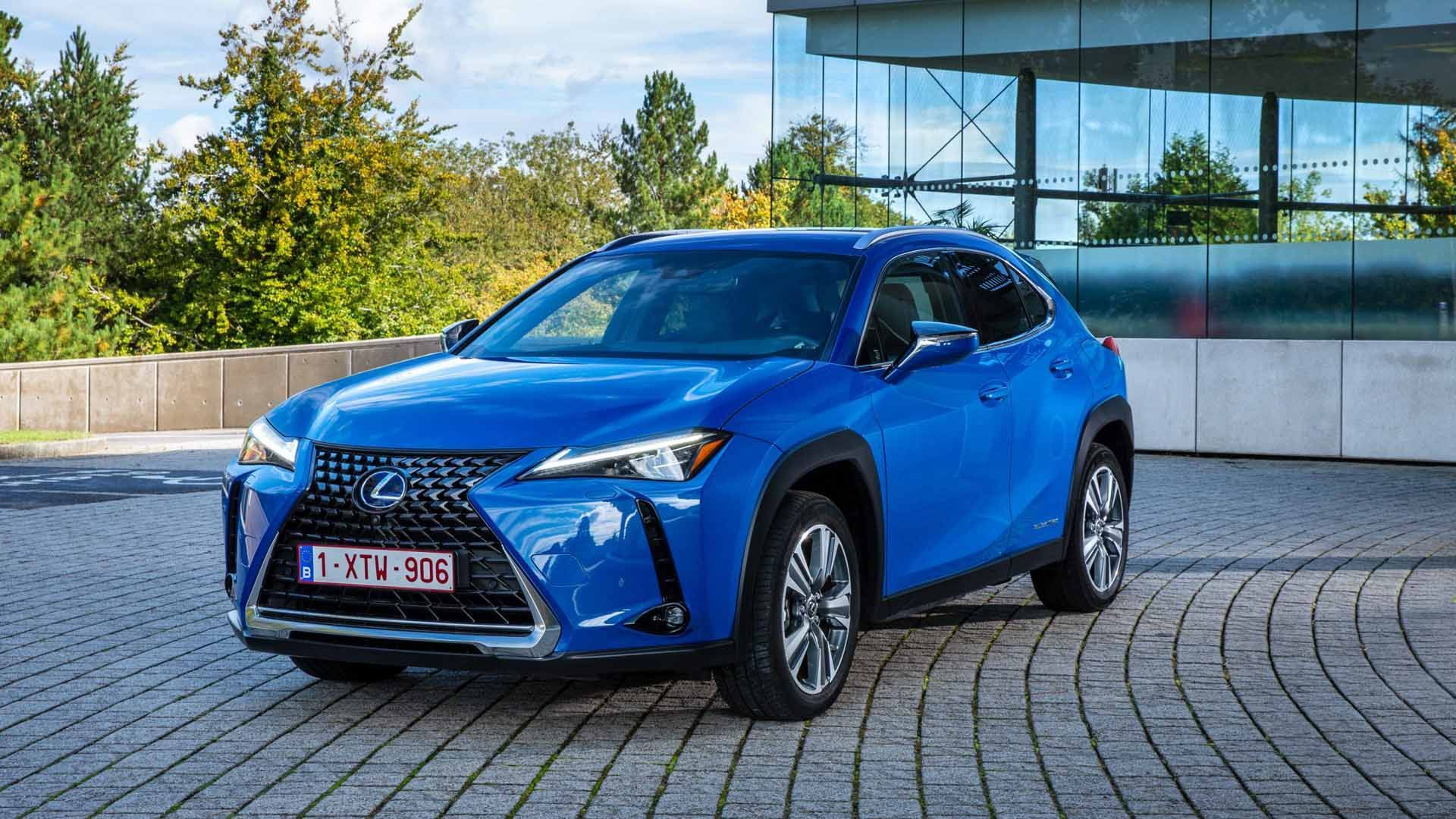 Hybrid Petrol Electric Lexus Ux 250h Suv Used Cars For Sale Autotrader Uk