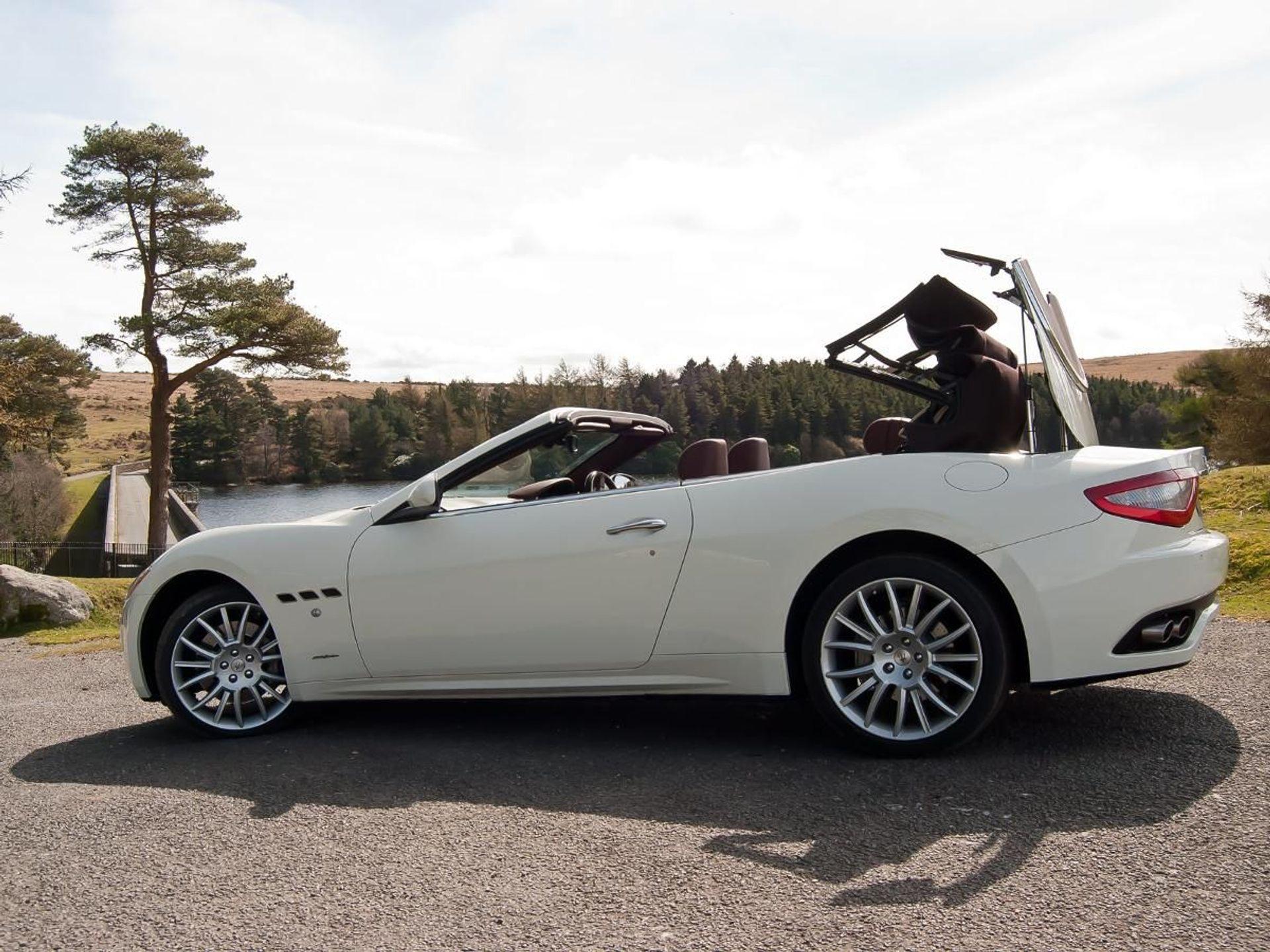 Maserati GranCabrio  image