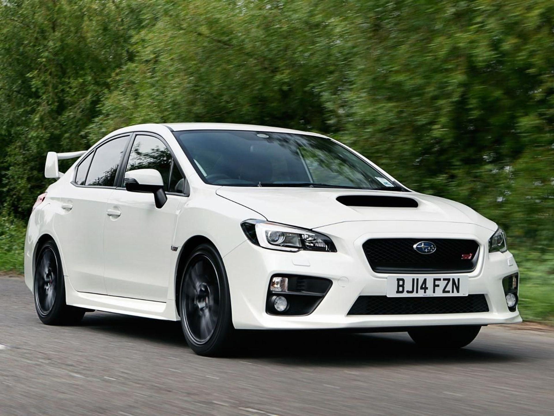 Subaru WRX STI  image