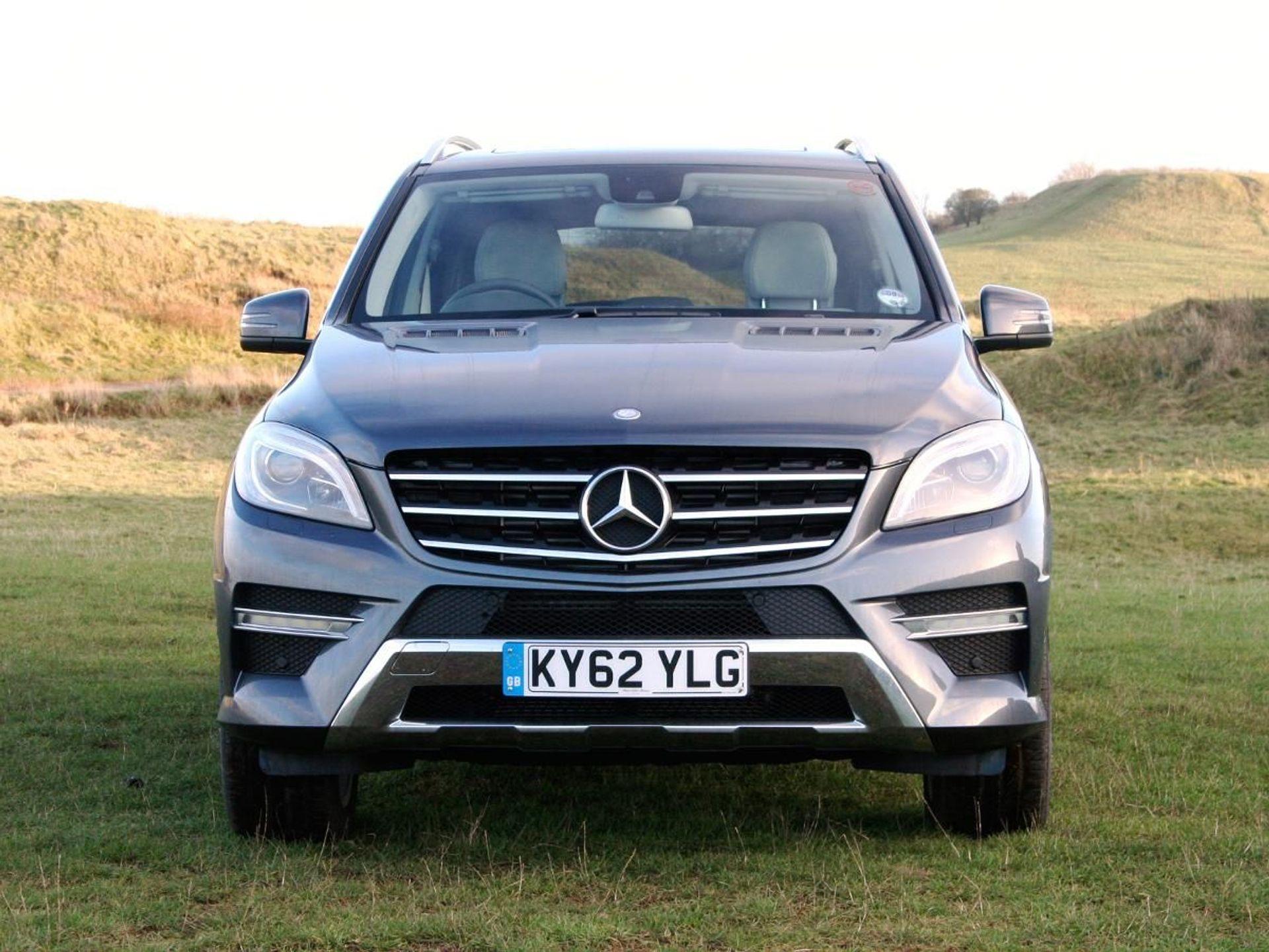 Mercedes-Benz M Class  image