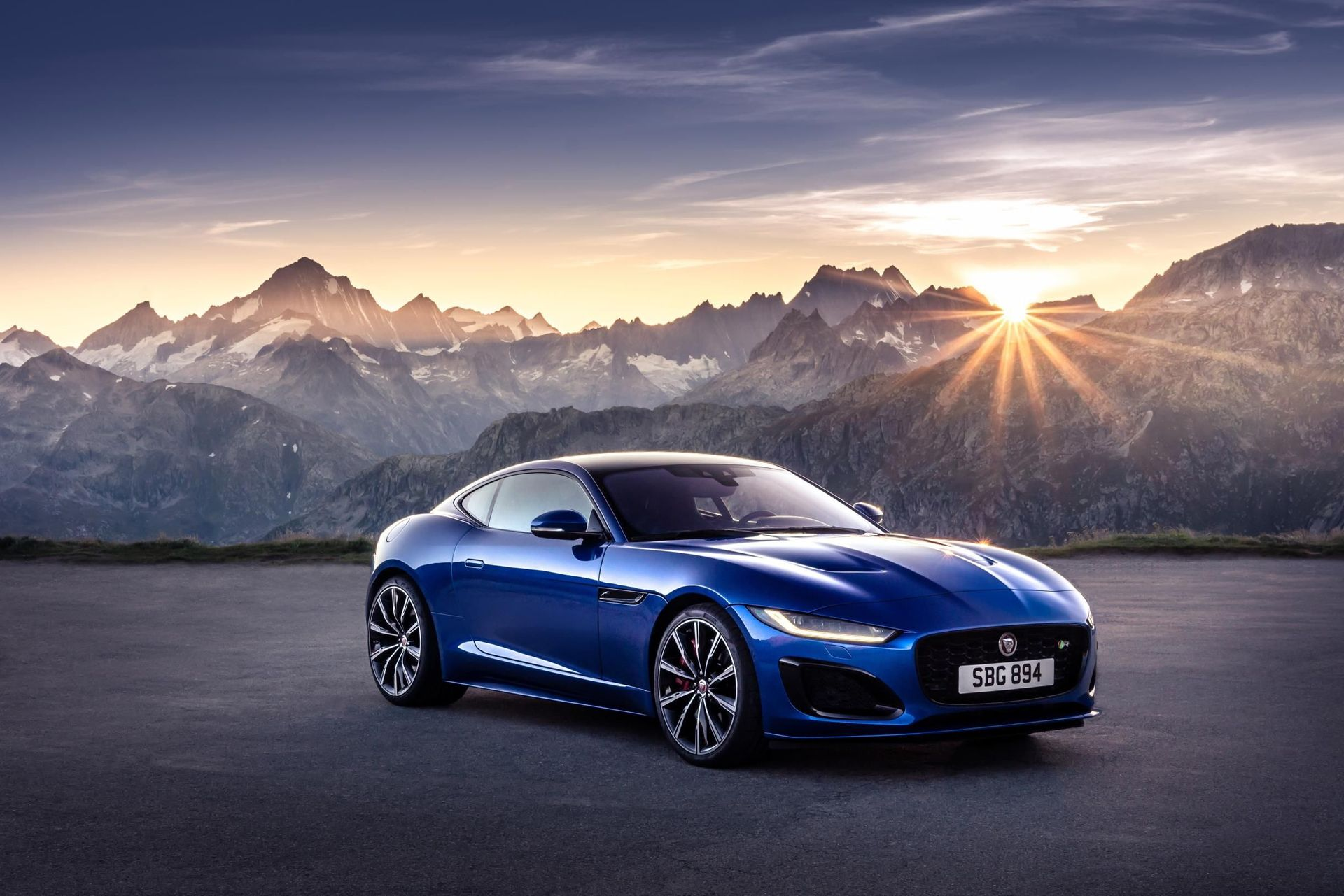 Jaguar F-Type First Edition image