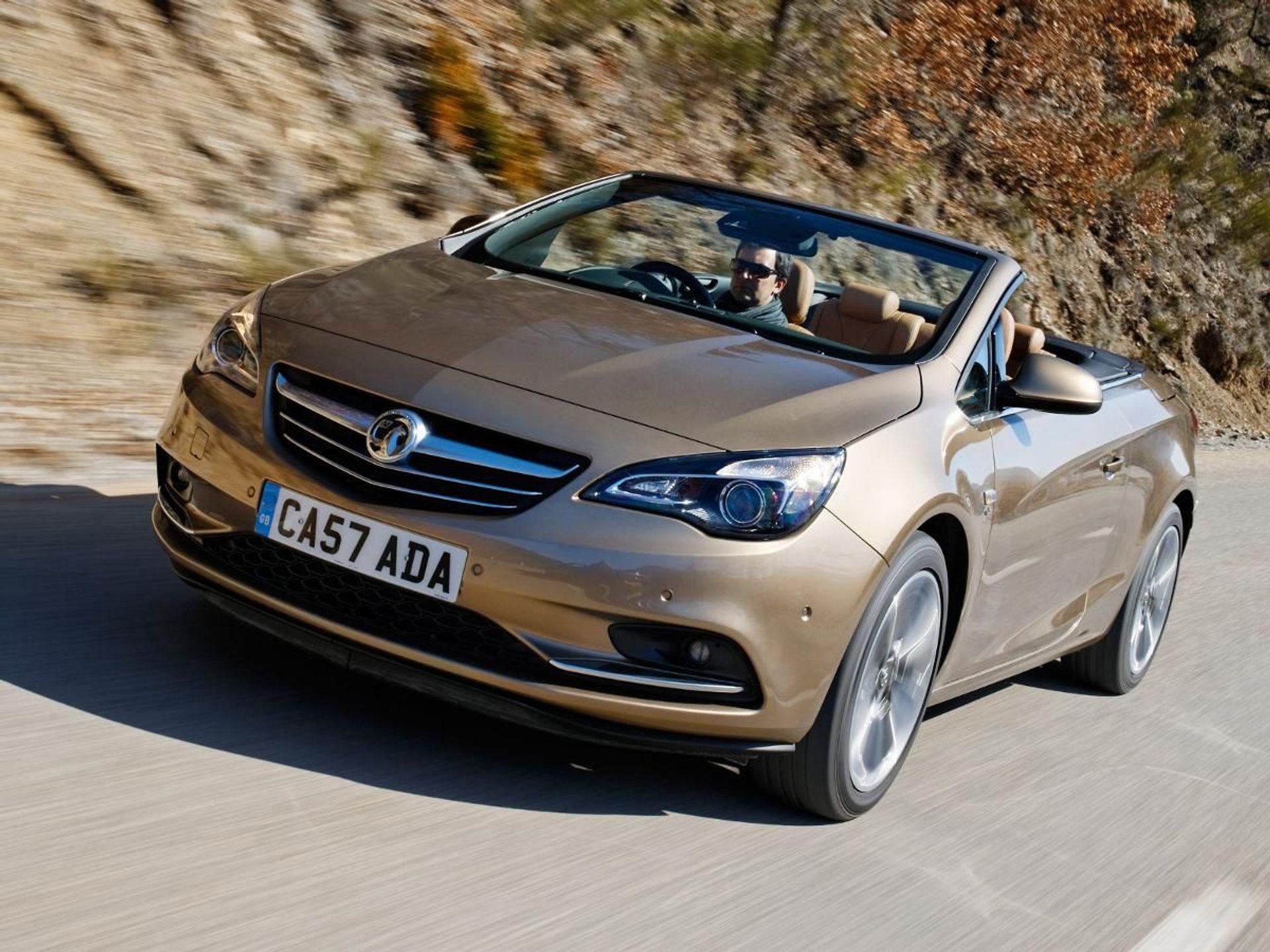 Vauxhall Cascada  image