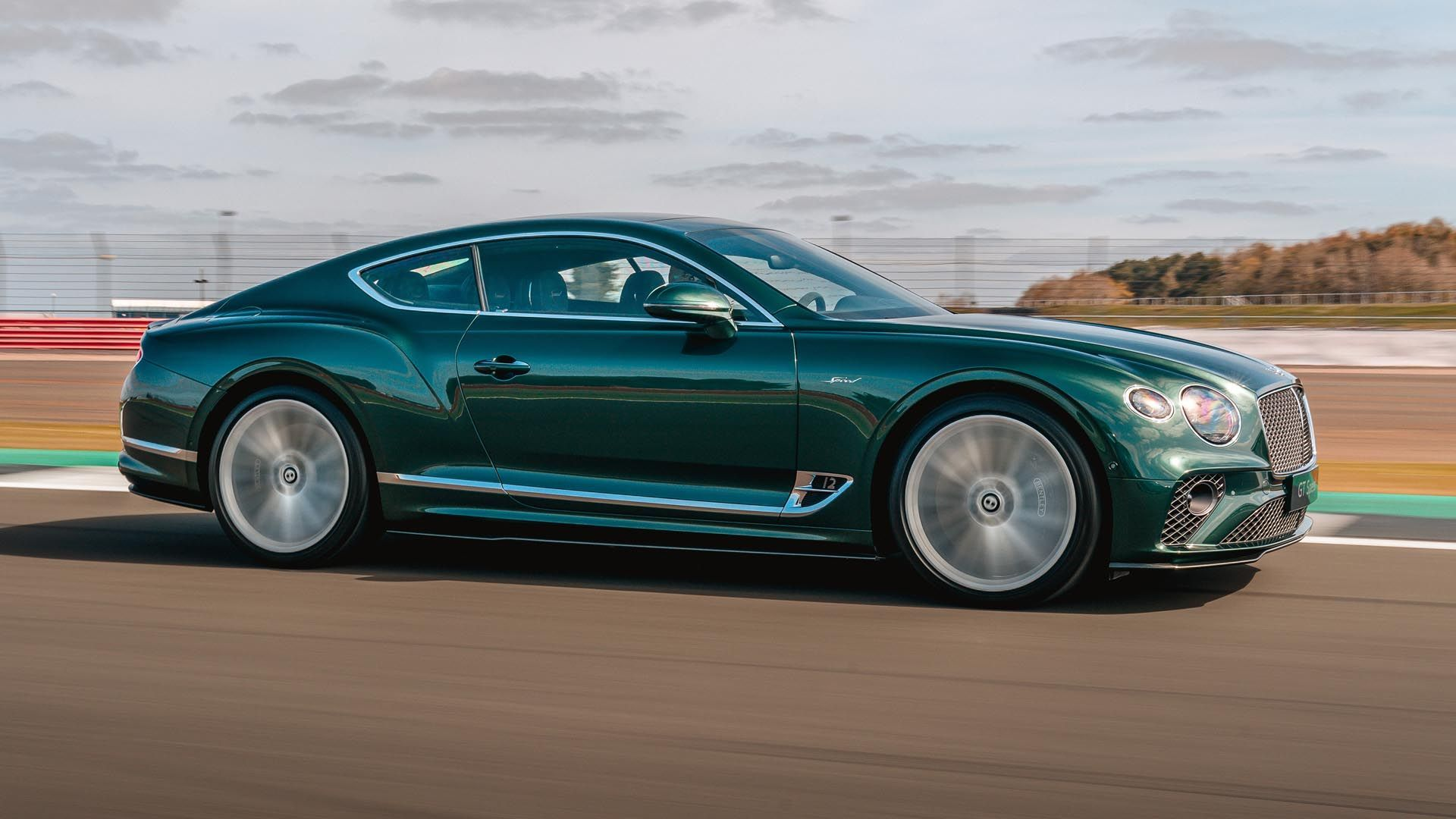 Bentley Continental T image