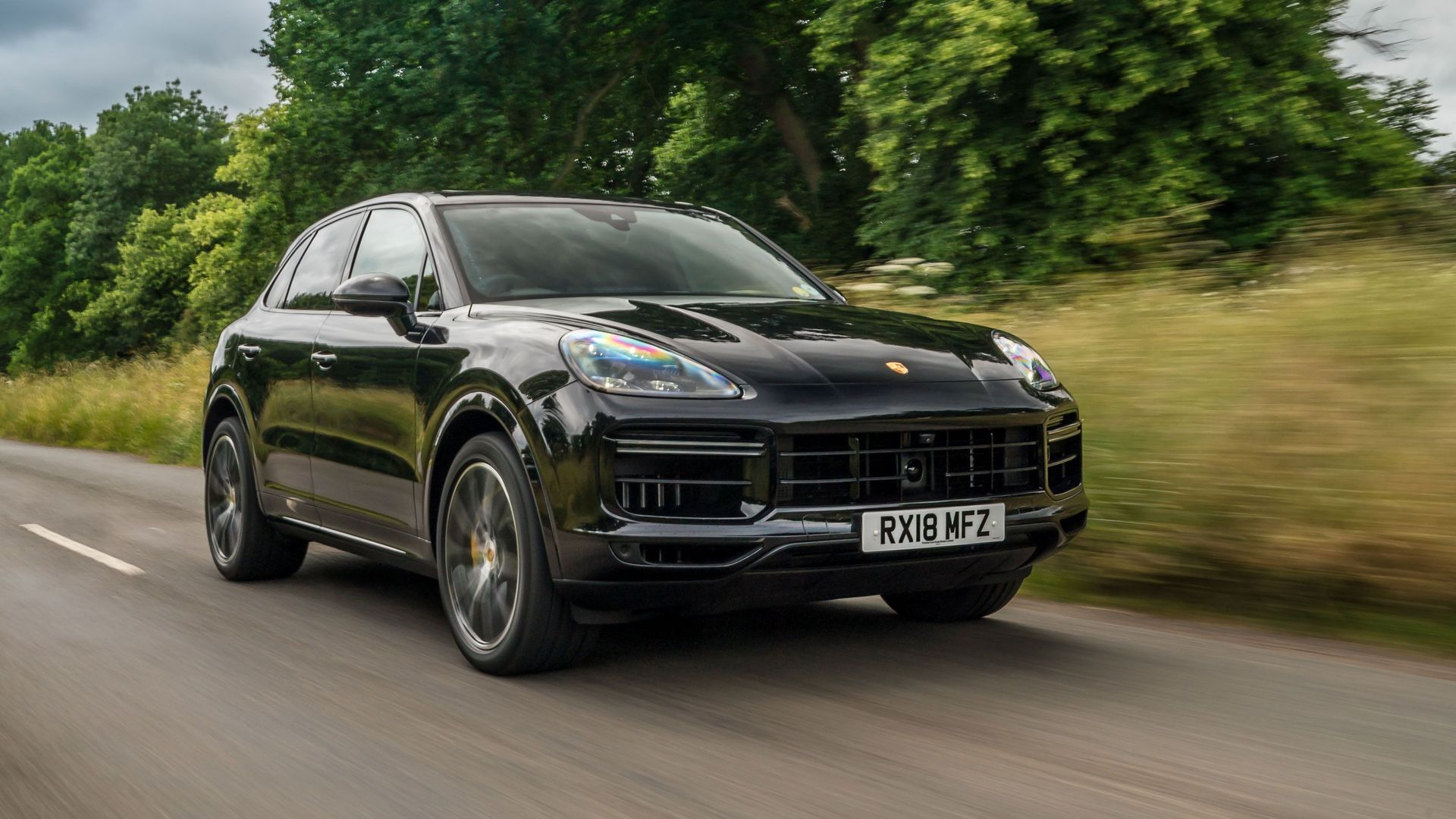 Porsche Cayenne Turbo S Used Cars For Sale Autotrader Uk