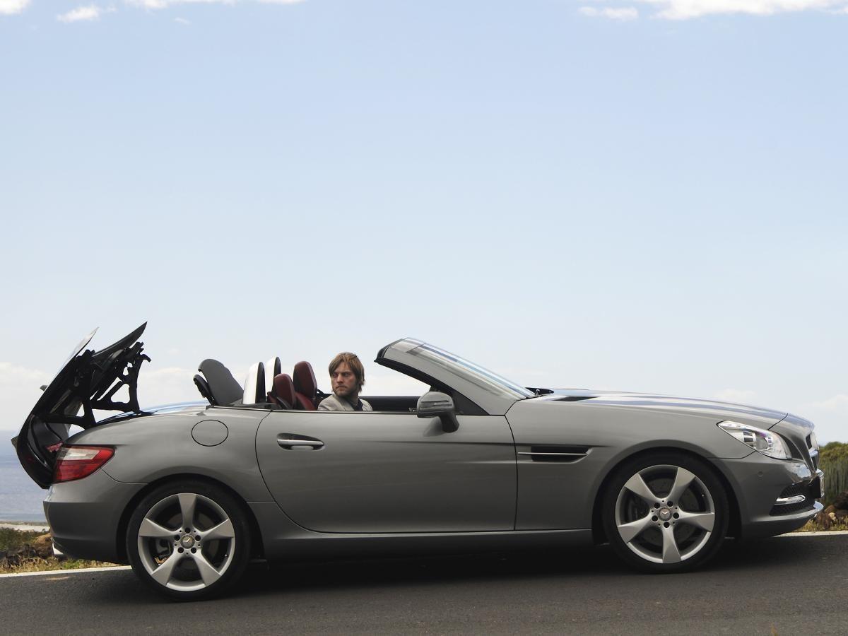 Mercedes-Benz SLK  image