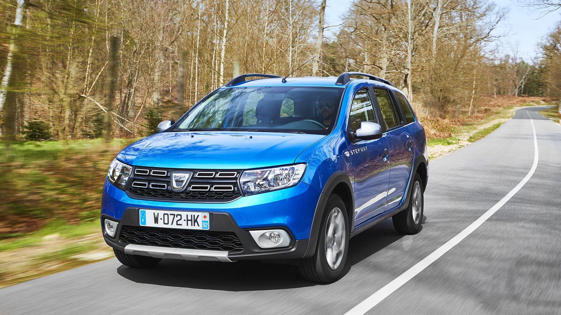 Dacia Logan MCV Stepway  image