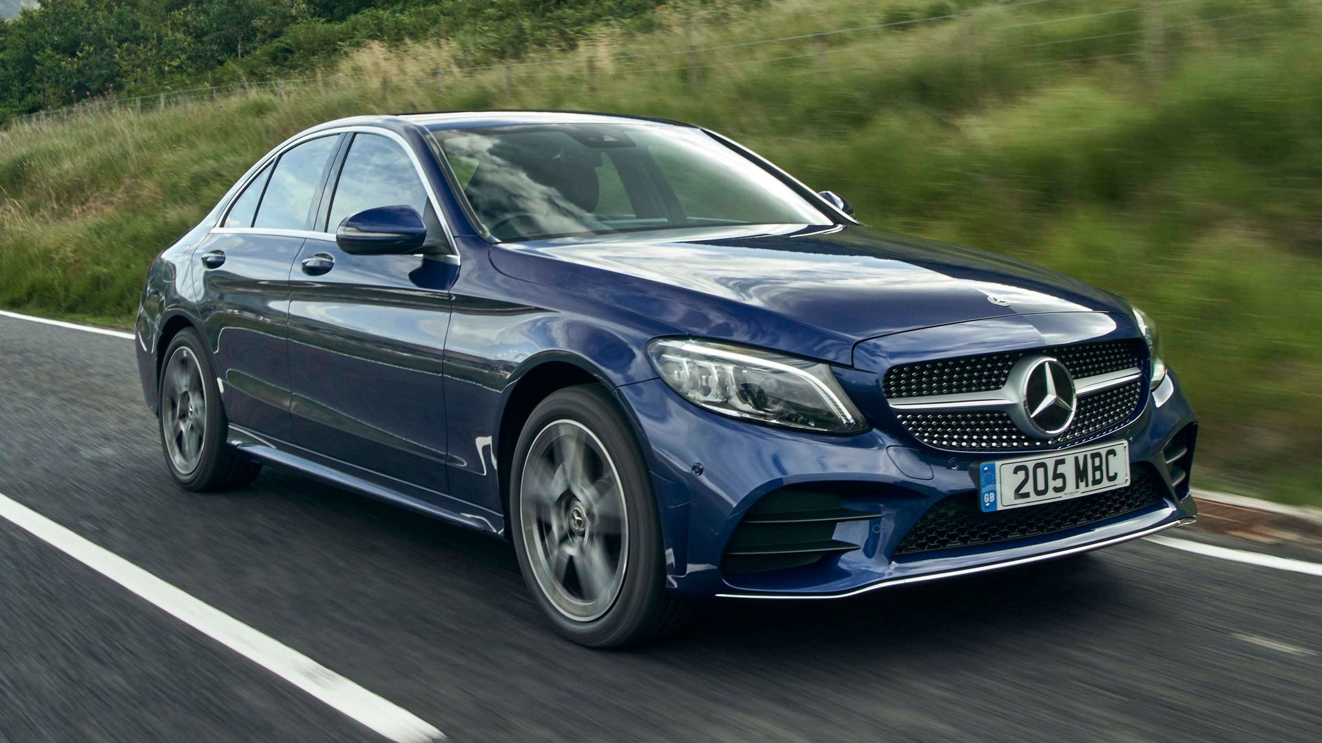 Mercedes-Benz C Class AMG Night Edition image