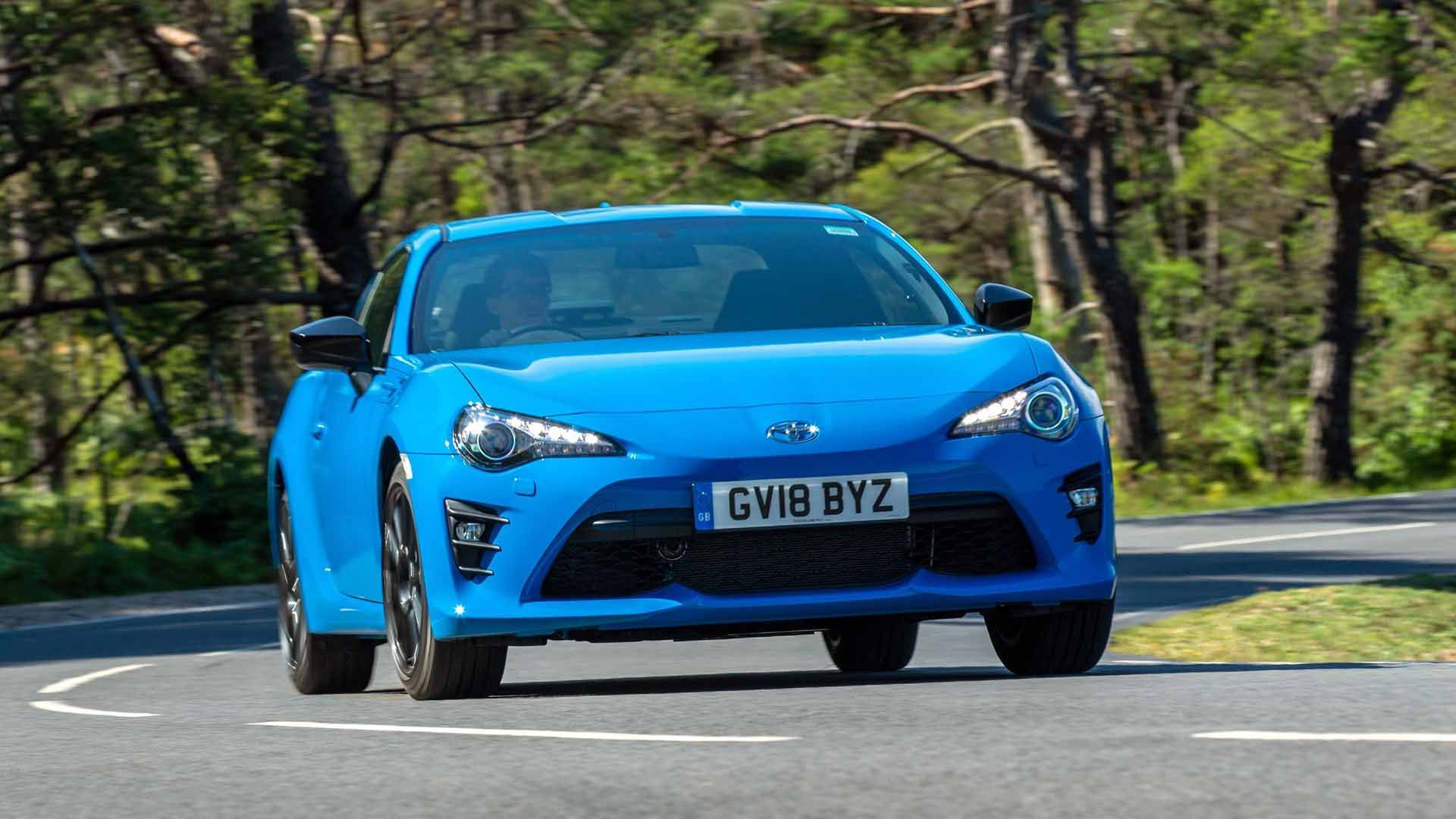 Toyota GT86  image