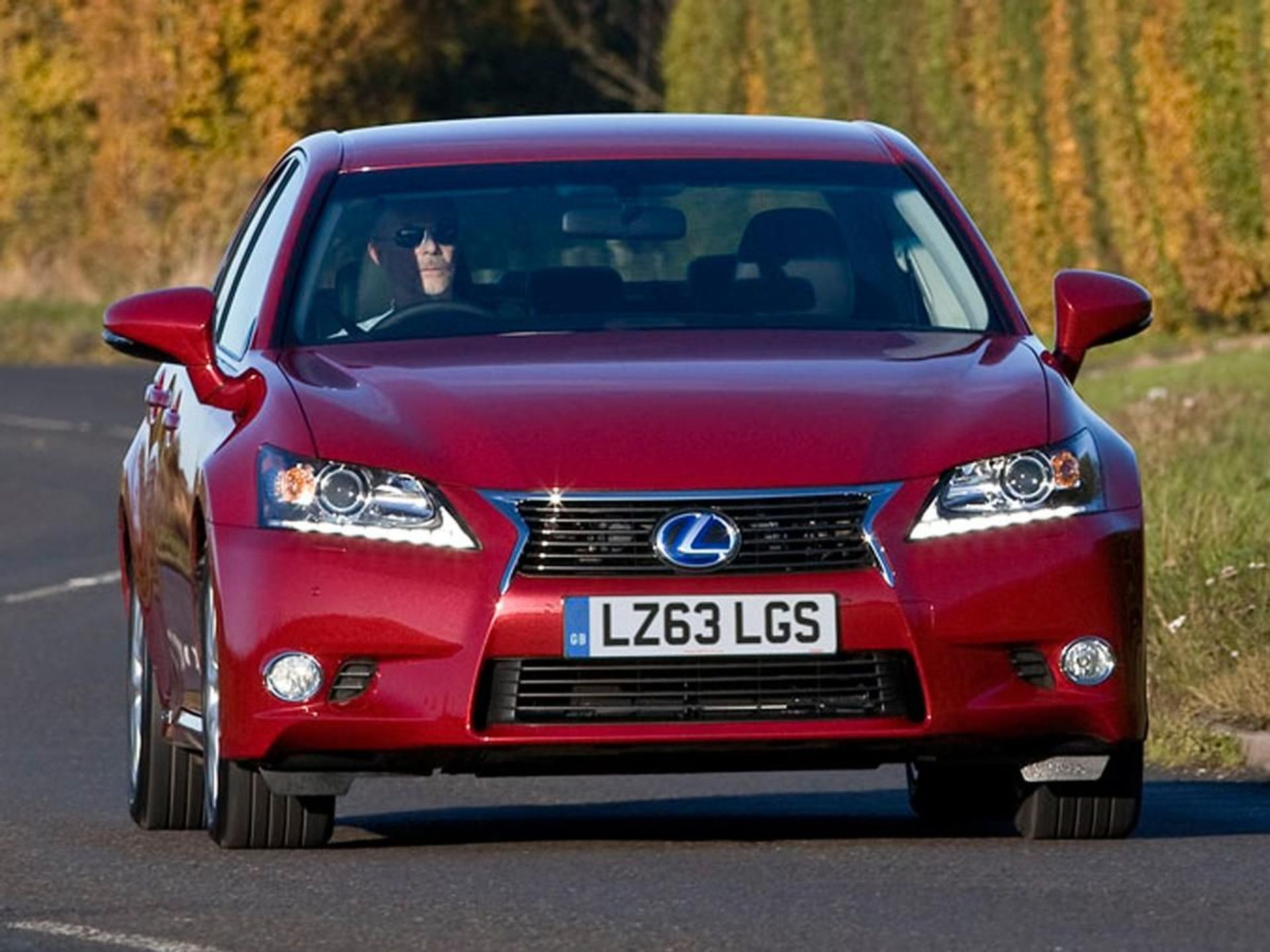 Lexus GS 250 Luxury image