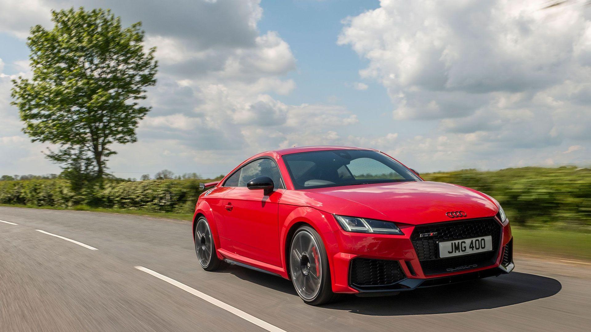 Audi TT RS TFSI image