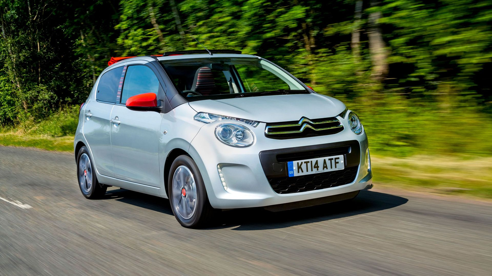 Citroen C1 Flair image