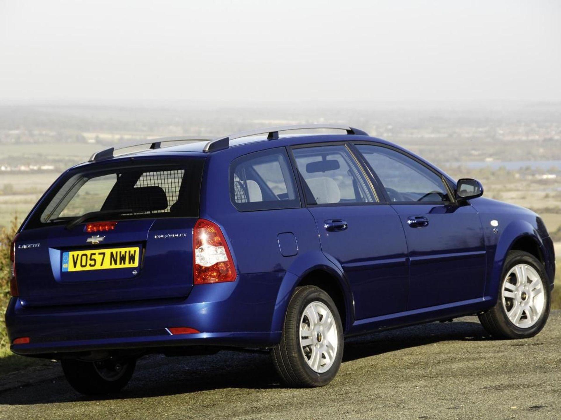 Chevrolet Lacetti  image