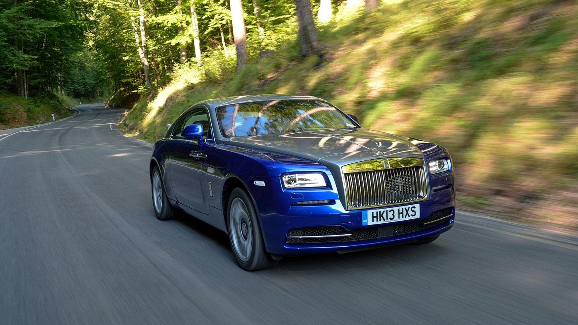 Rolls-Royce Wraith  image