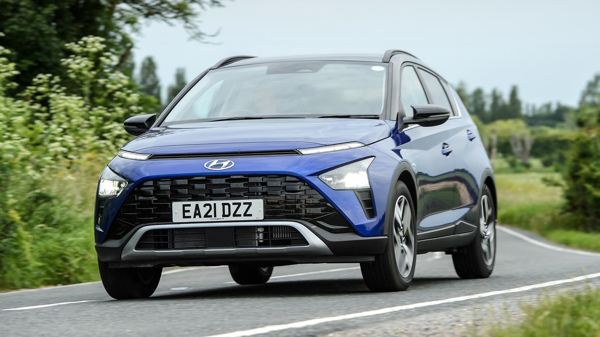 Hyundai Bayon  image