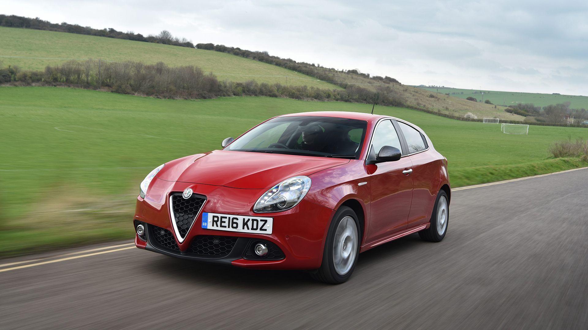 Alfa Romeo Giulietta  image