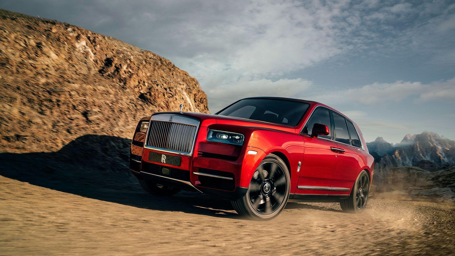 Rolls-Royce Cullinan  image