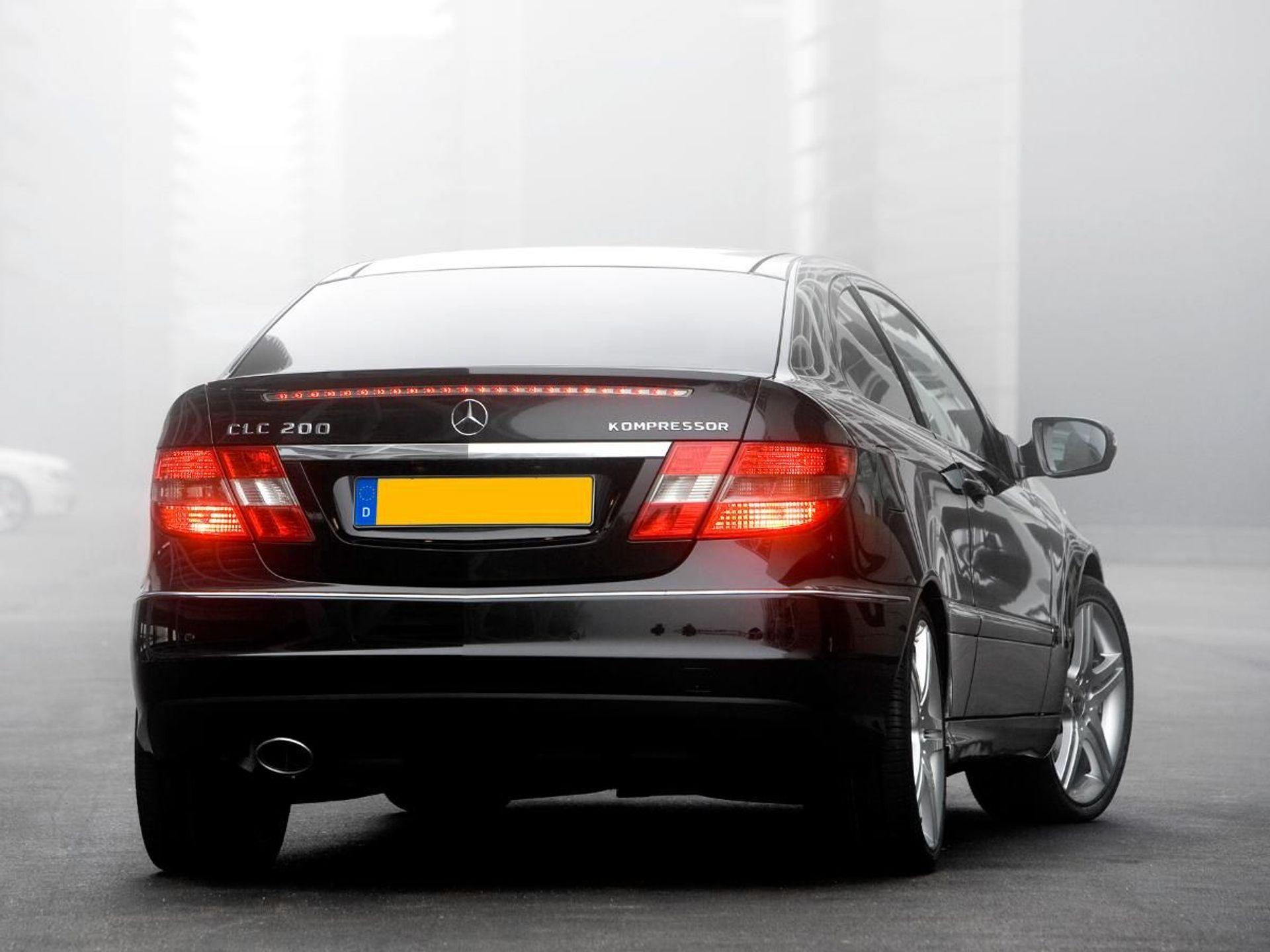 Mercedes-Benz CLC Class  image