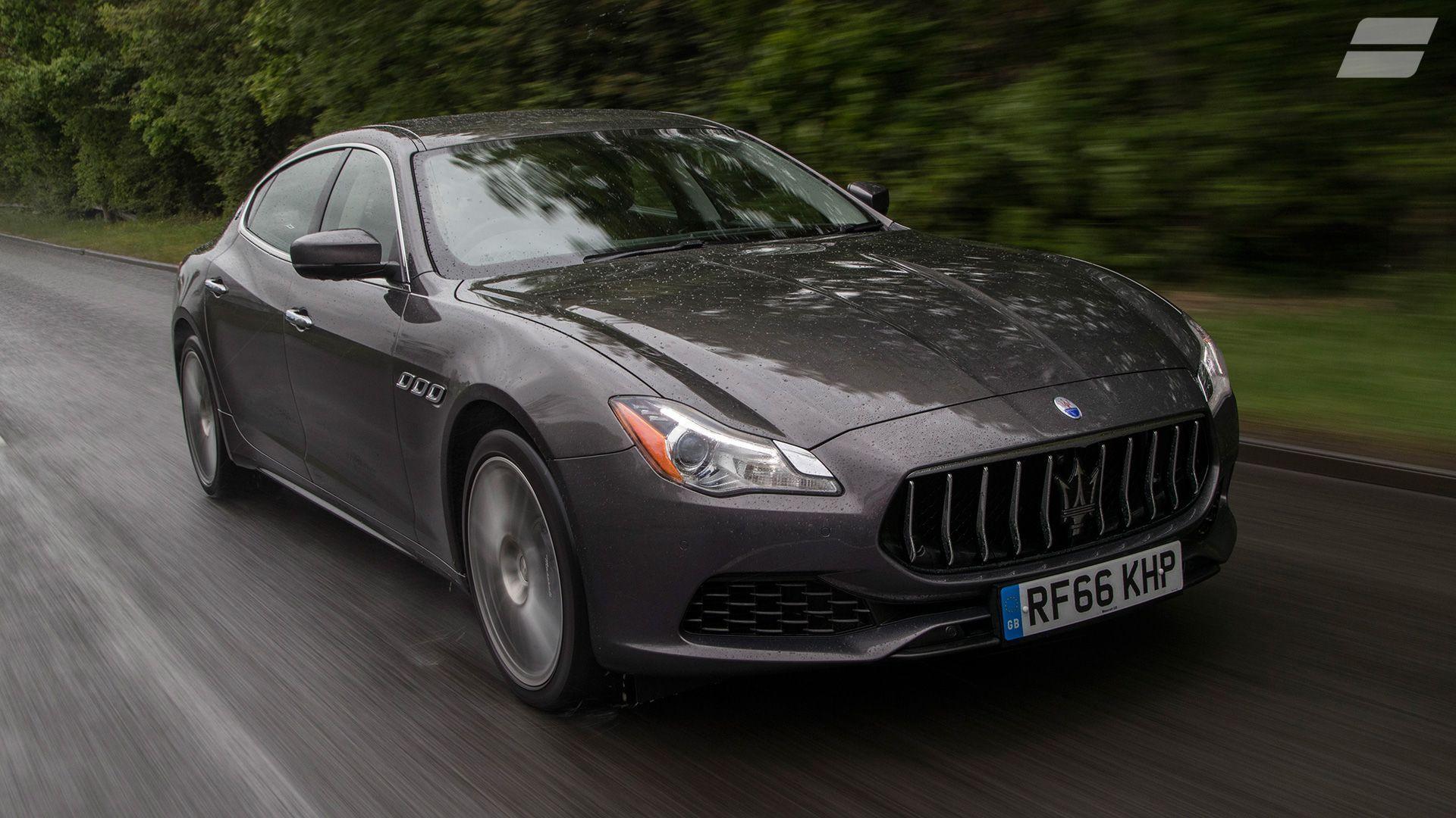 Maserati Quattroporte  image