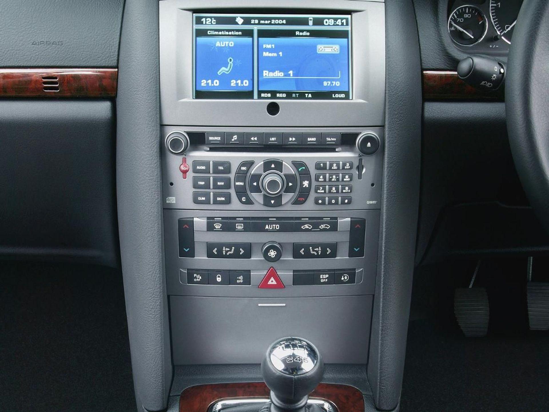 Peugeot 407  image